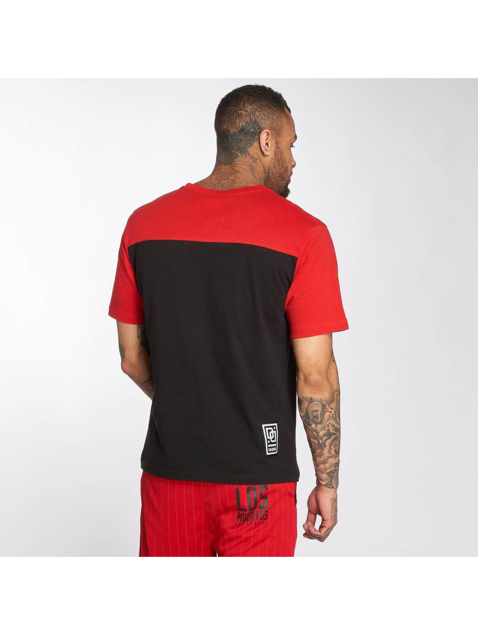 Dangerous DNGRS t-shirt Big Logo rood