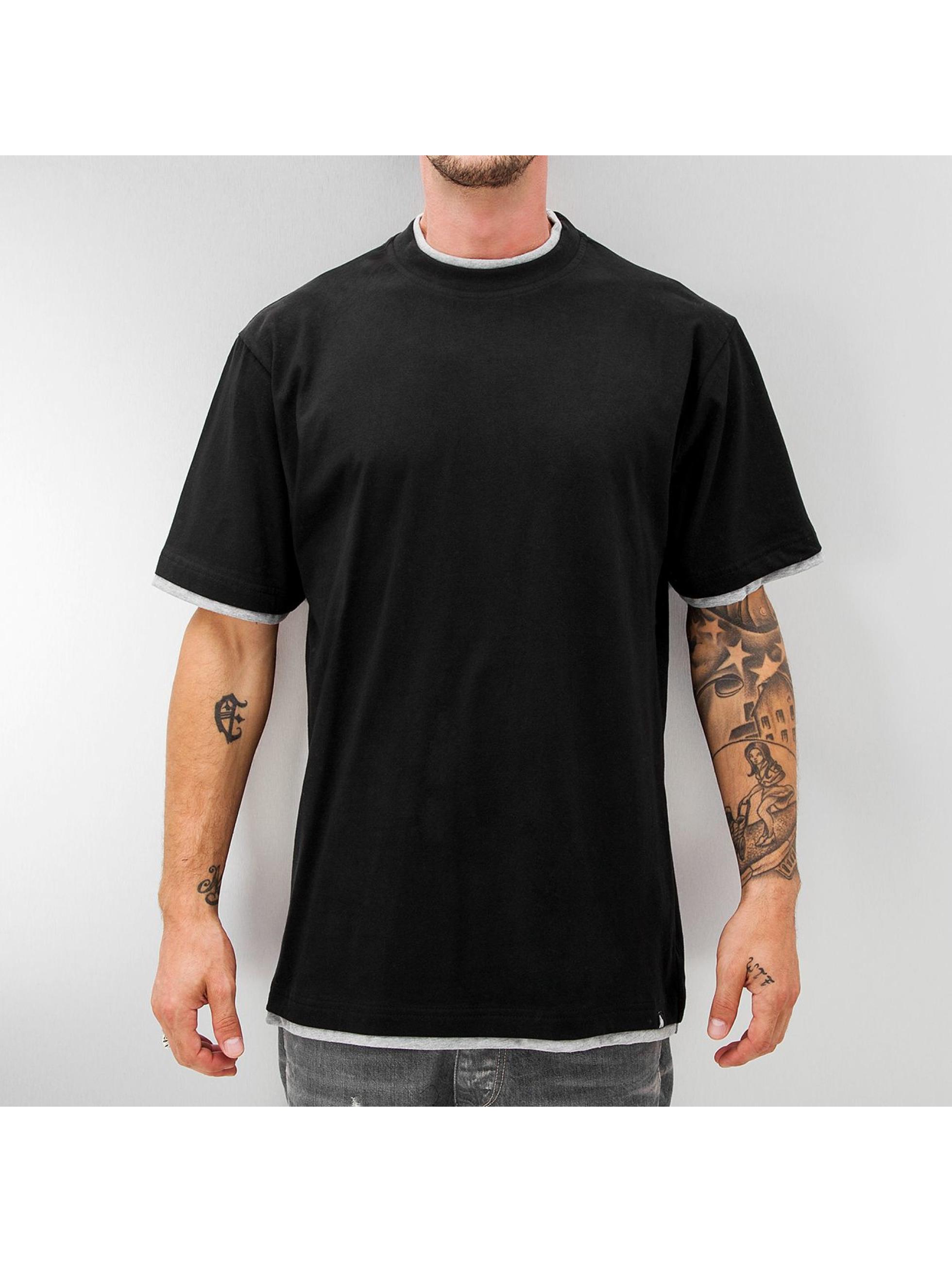 Dangerous DNGRS T-Shirt Two Tone Regular schwarz