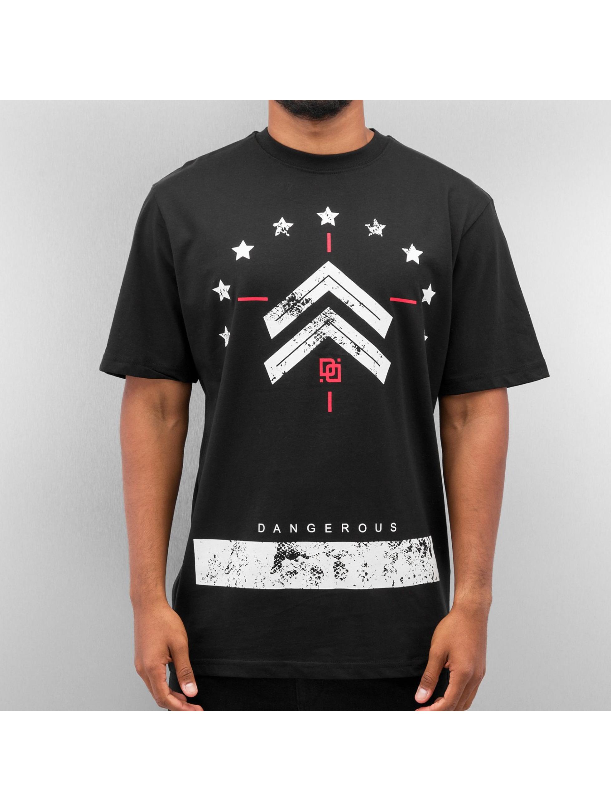Dangerous DNGRS T-Shirt Fame schwarz