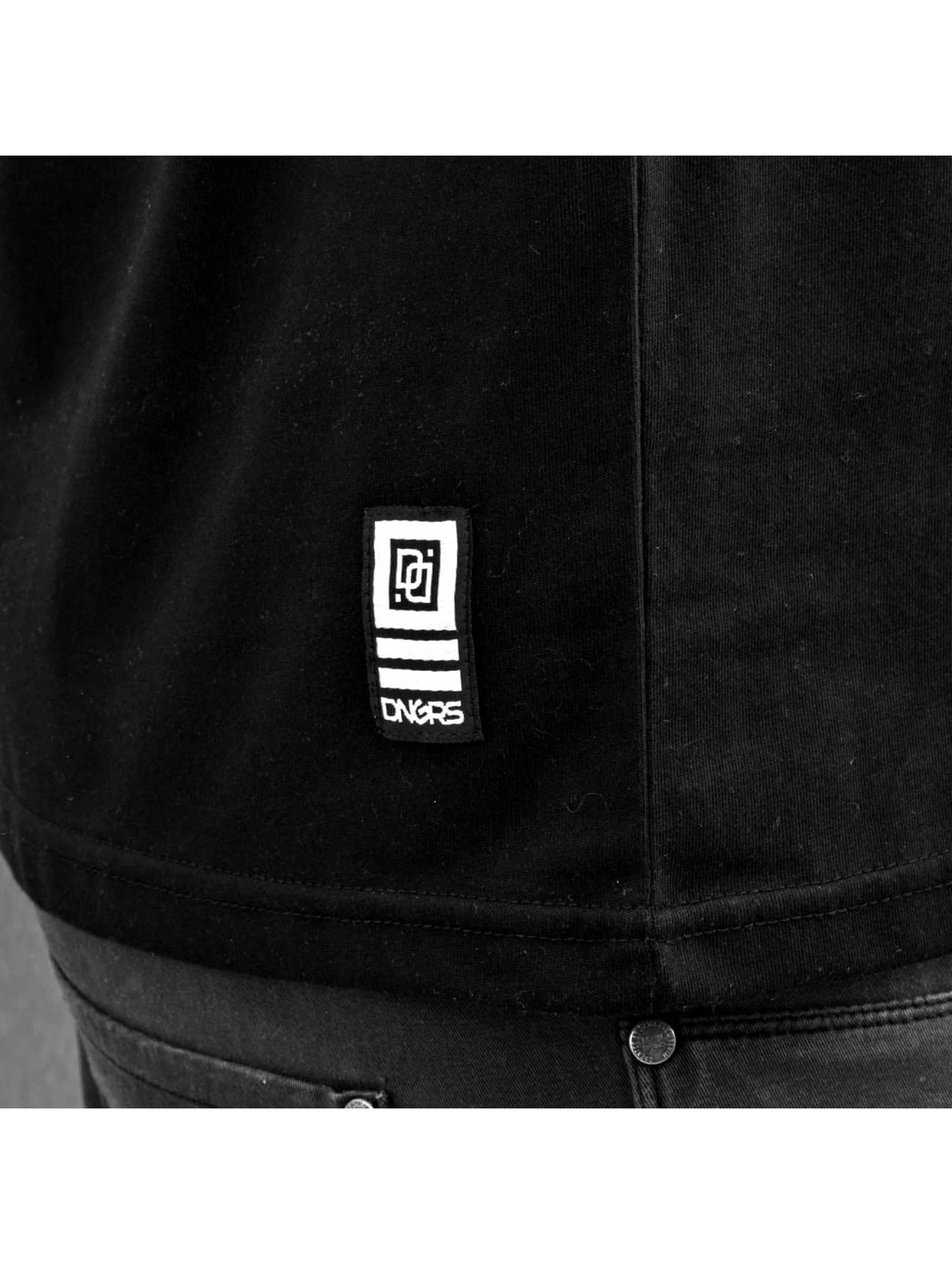 Dangerous DNGRS T-Shirt Mosaik schwarz