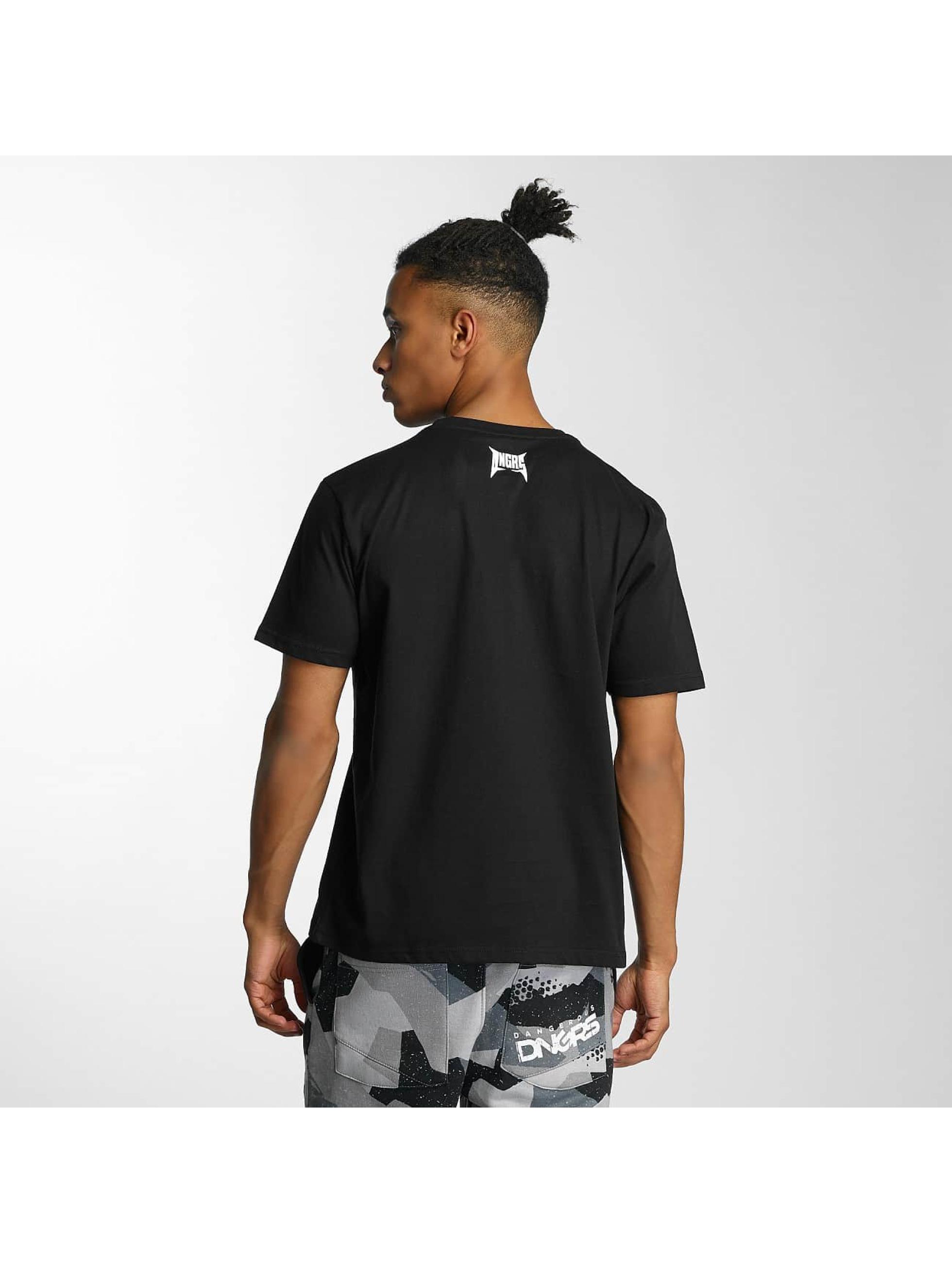 Dangerous DNGRS T-Shirt Methal schwarz