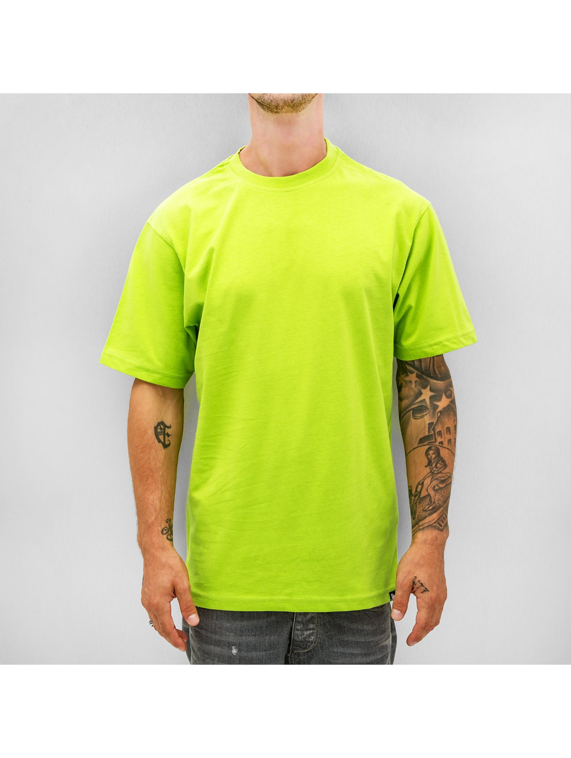 Dangerous DNGRS Haut / T-Shirt Regular en vert