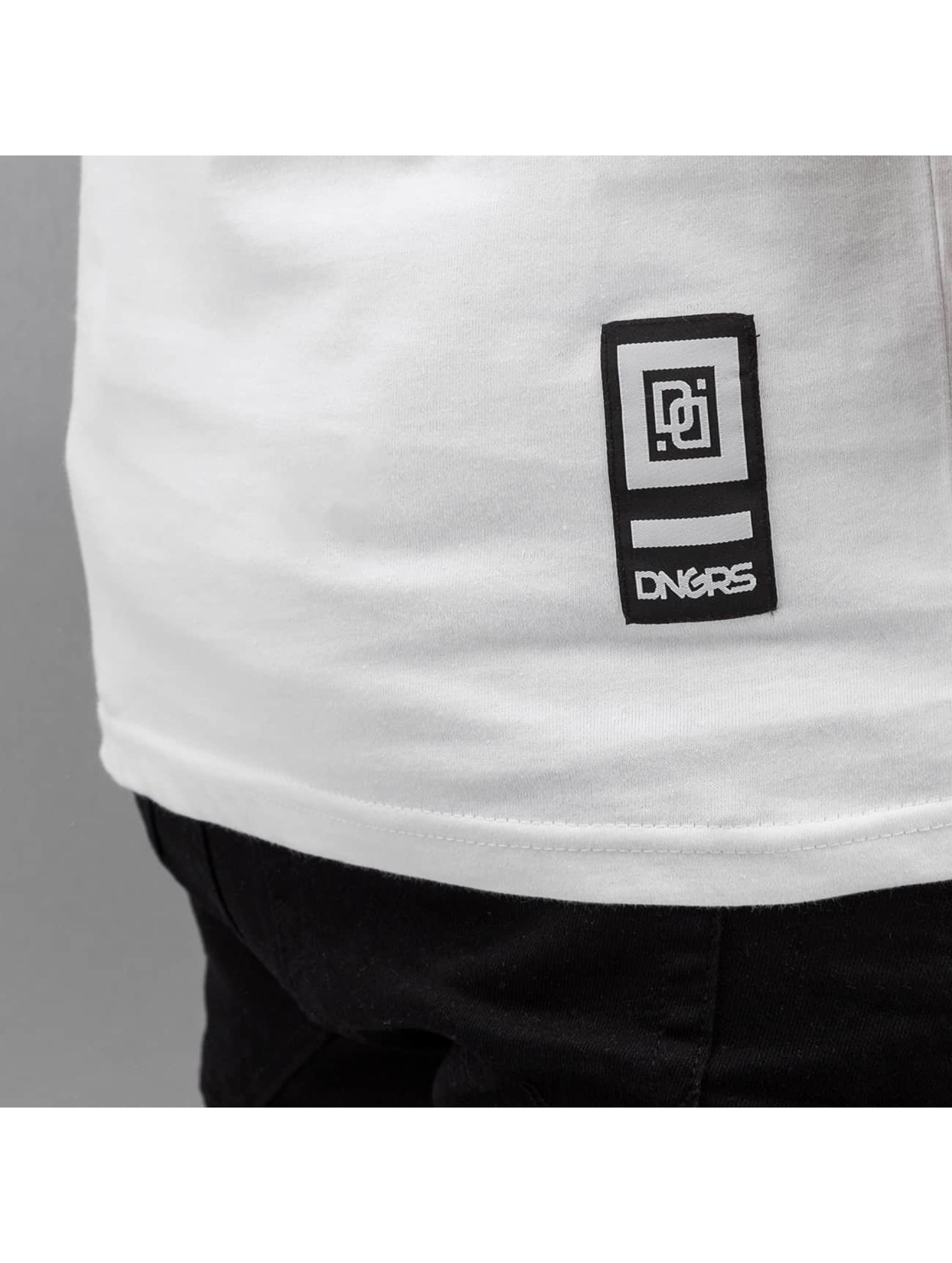 Dangerous DNGRS T-shirt Fight vit