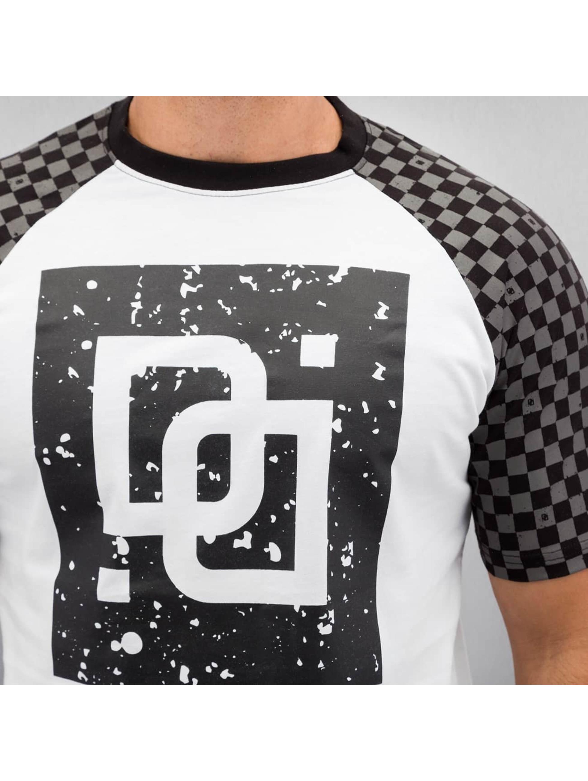 Dangerous DNGRS T-Shirt Big Doubles D white