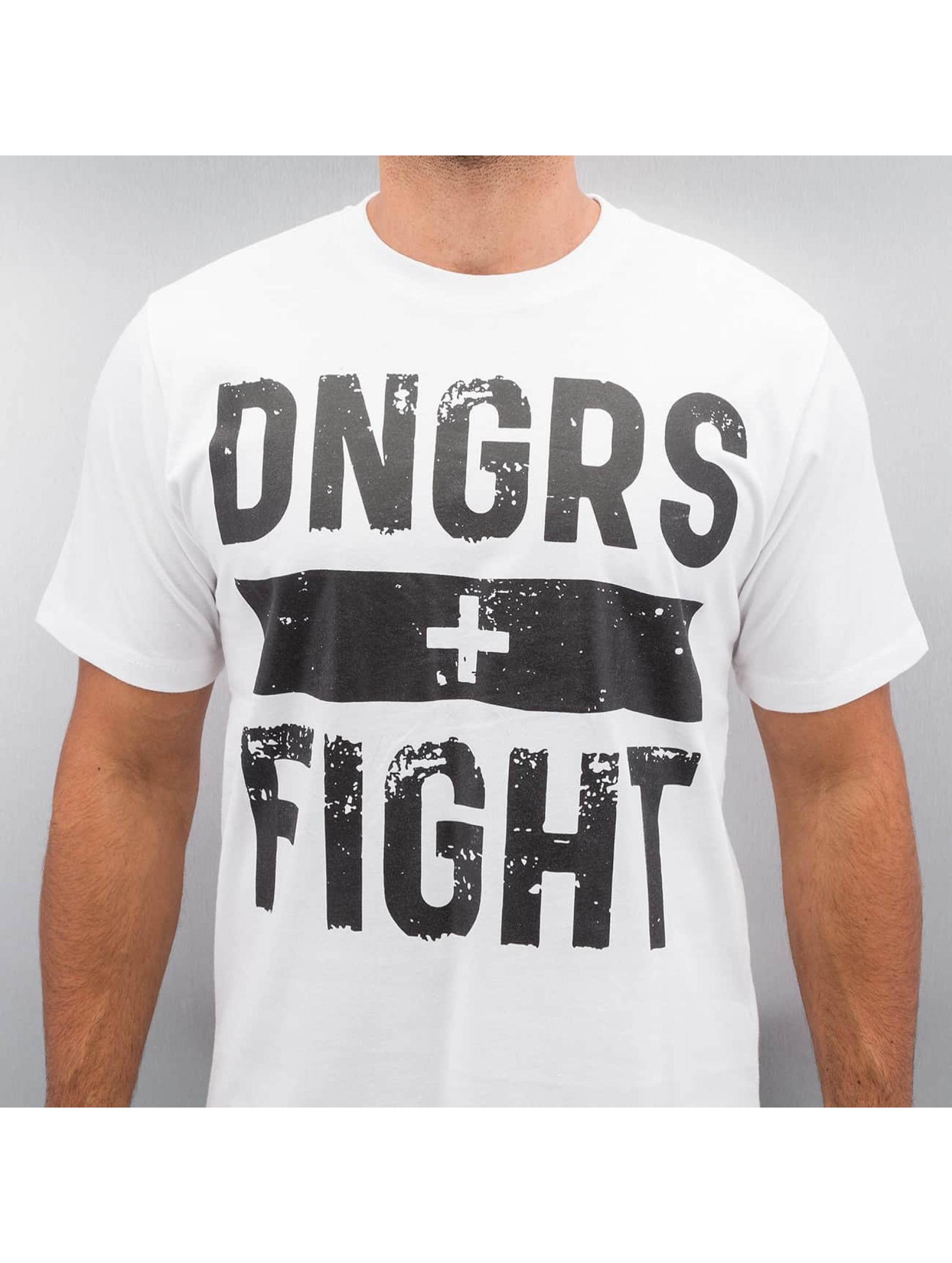 Dangerous DNGRS t-shirt Fight wit
