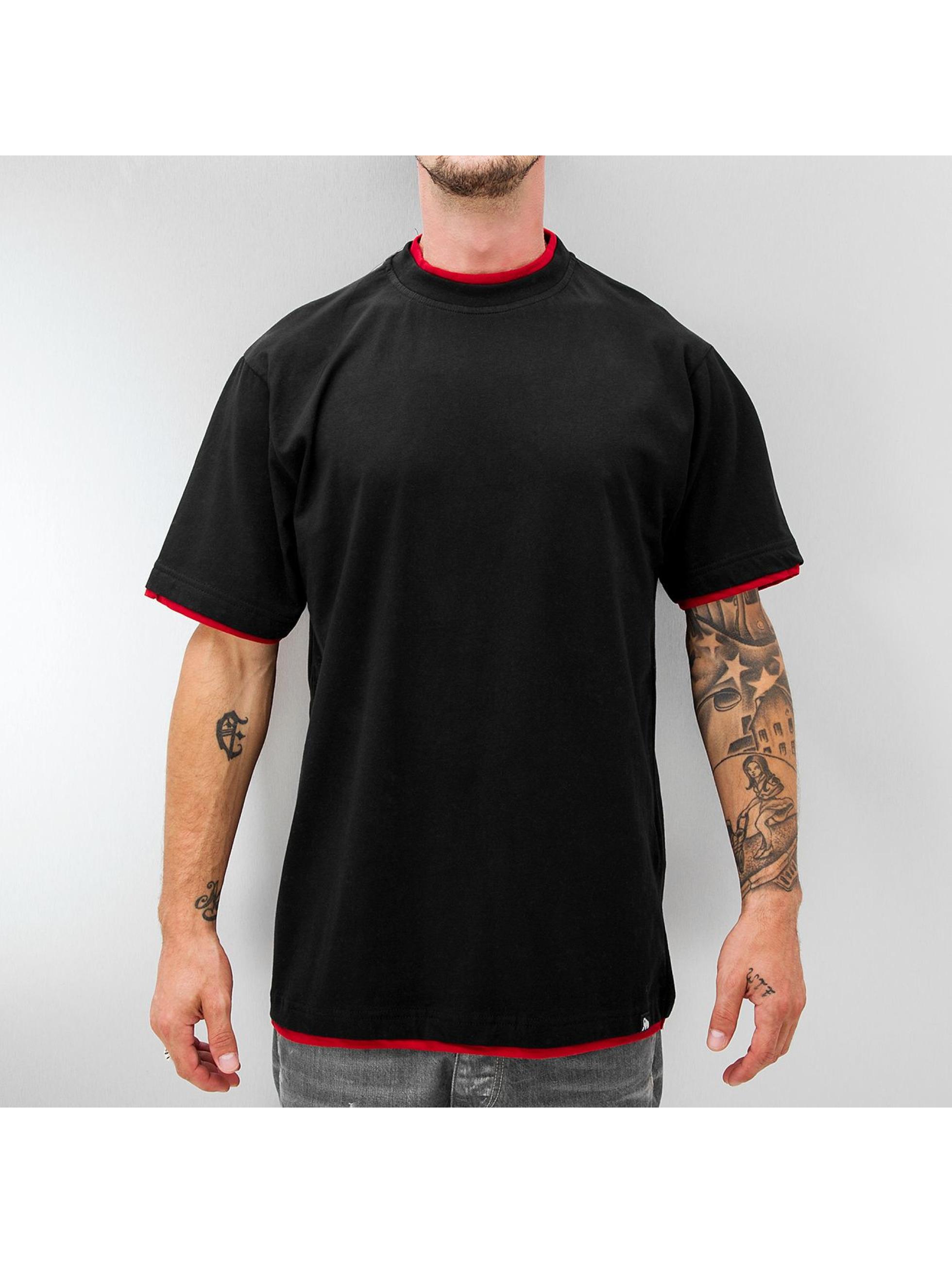 Dangerous DNGRS t-shirt Two Tone Regular zwart