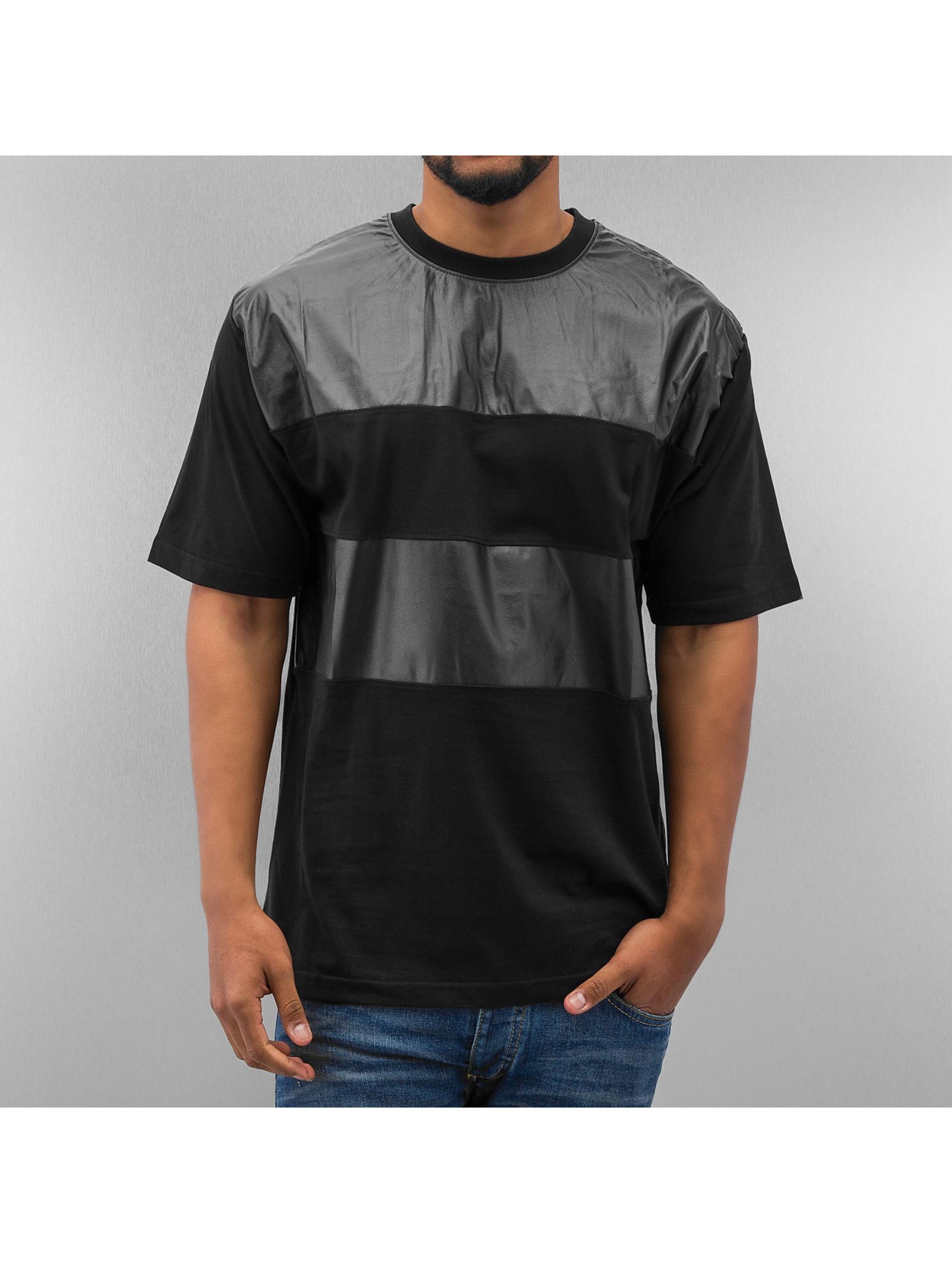 Dangerous DNGRS t-shirt Velcro Fastener zwart