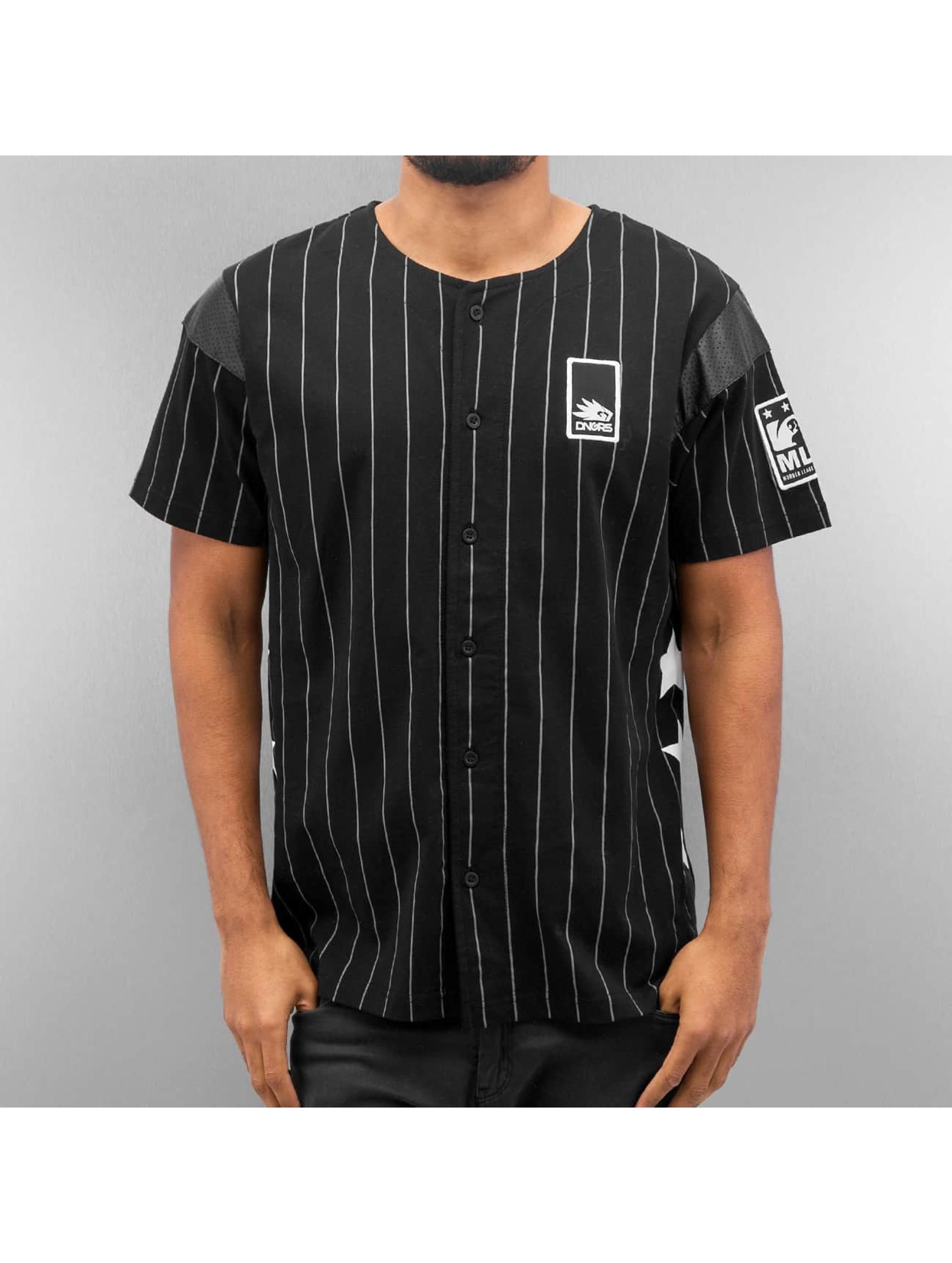 Dangerous DNGRS t-shirt Bill zwart