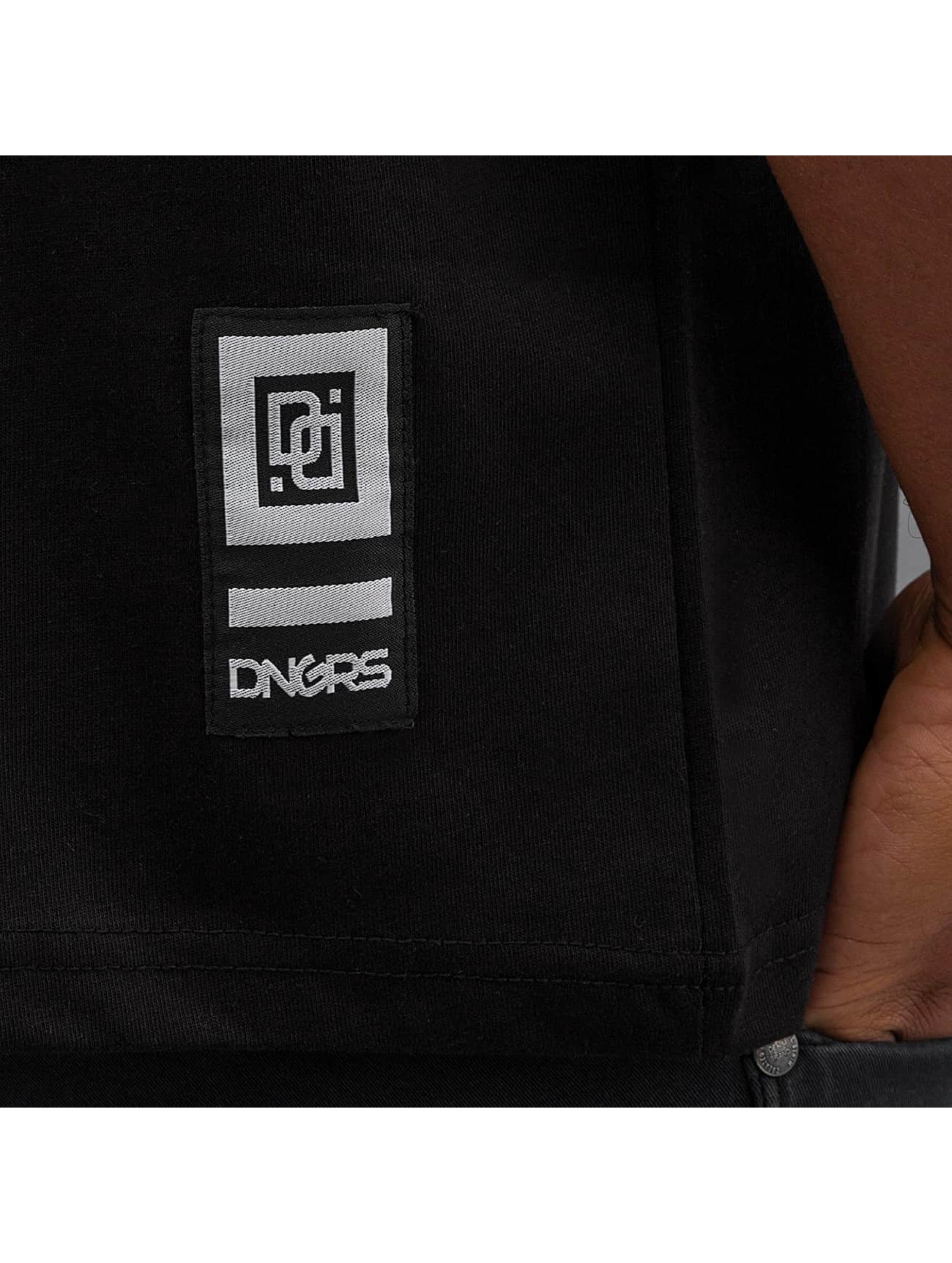 Dangerous DNGRS t-shirt Here I Am zwart