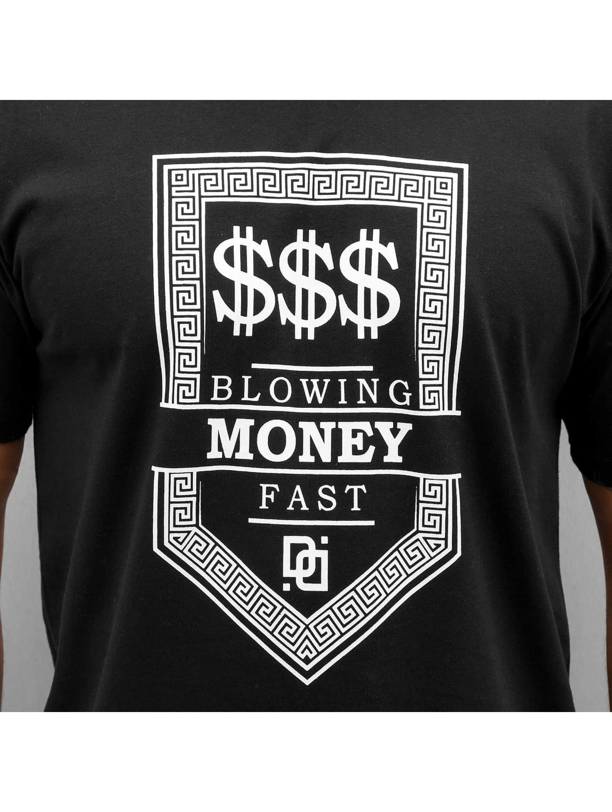 Dangerous DNGRS t-shirt Blow zwart