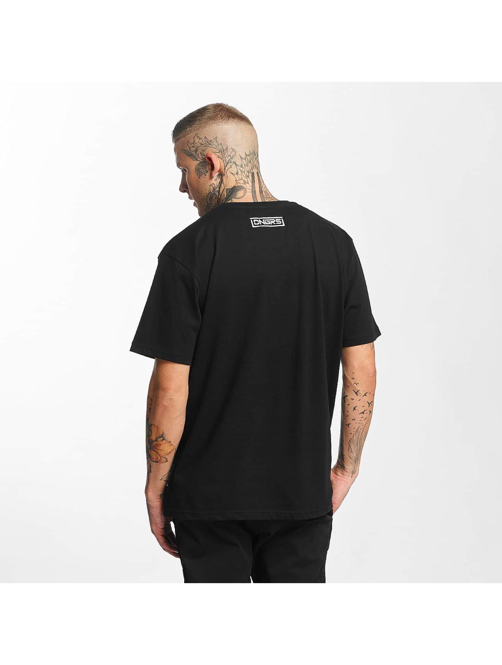 Dangerous DNGRS T-Shirty Alif 2 czarny