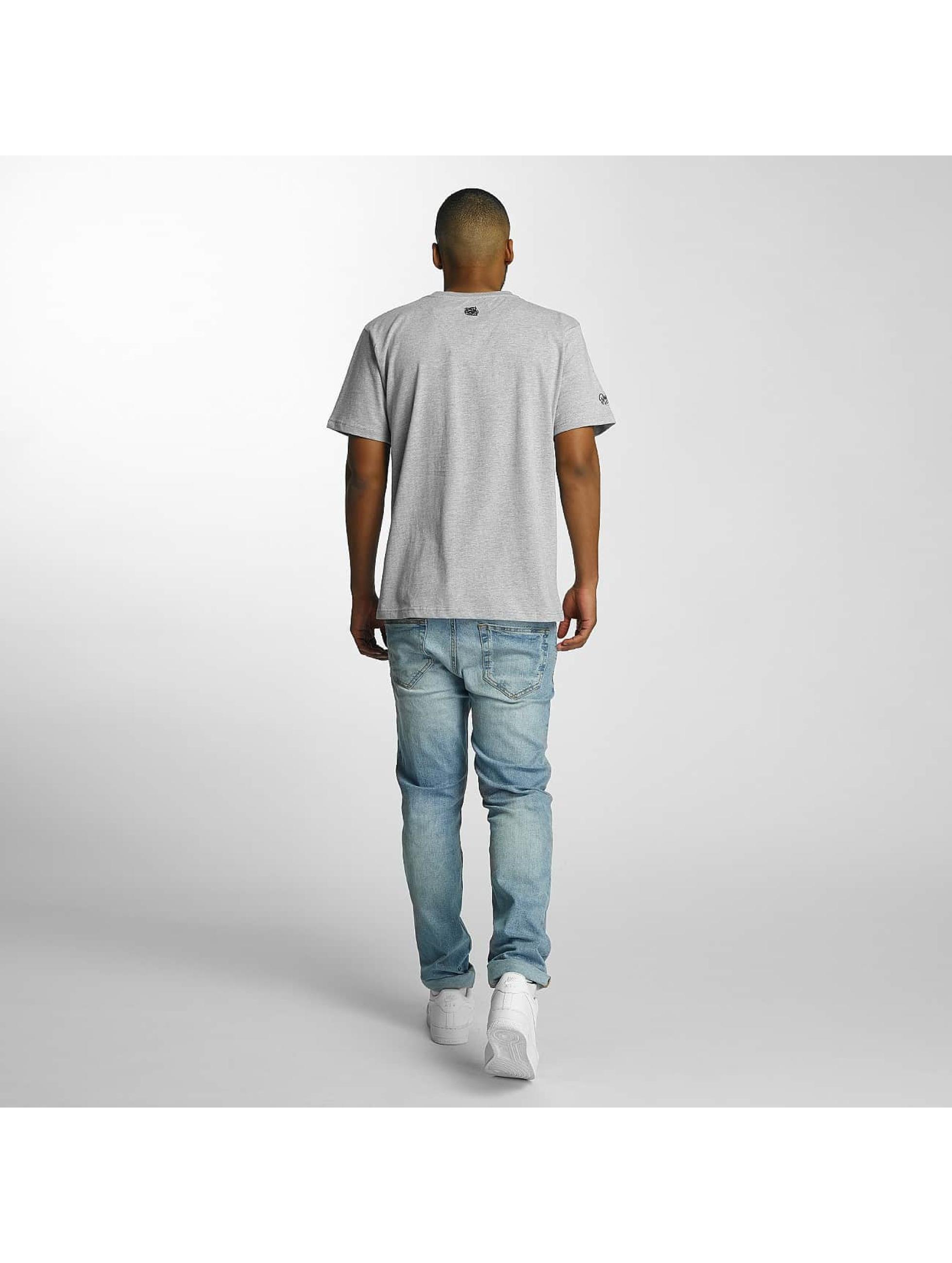 Dangerous DNGRS T-skjorter Muttivator grå