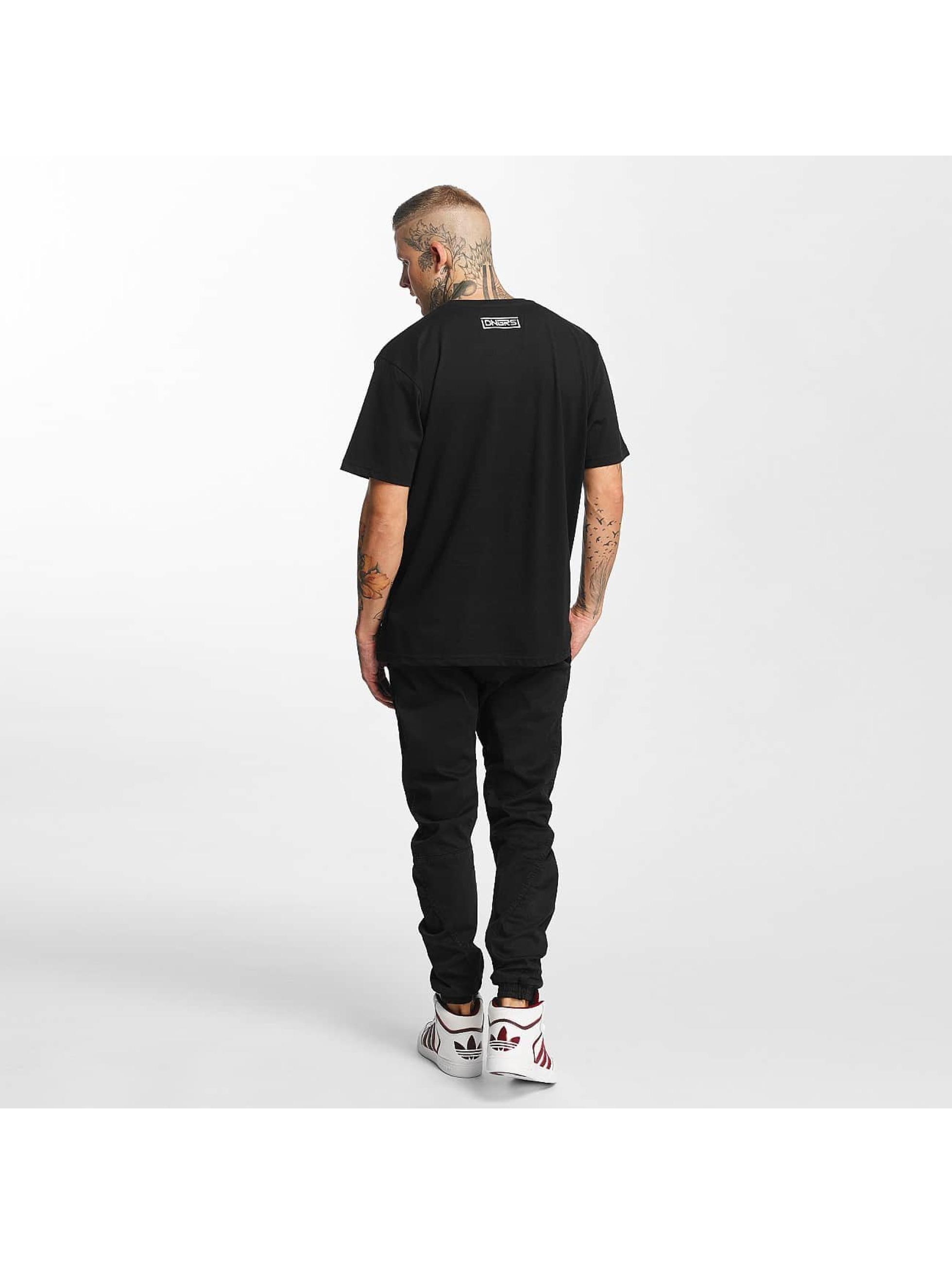 Dangerous DNGRS T-skjorter Alif 2 svart