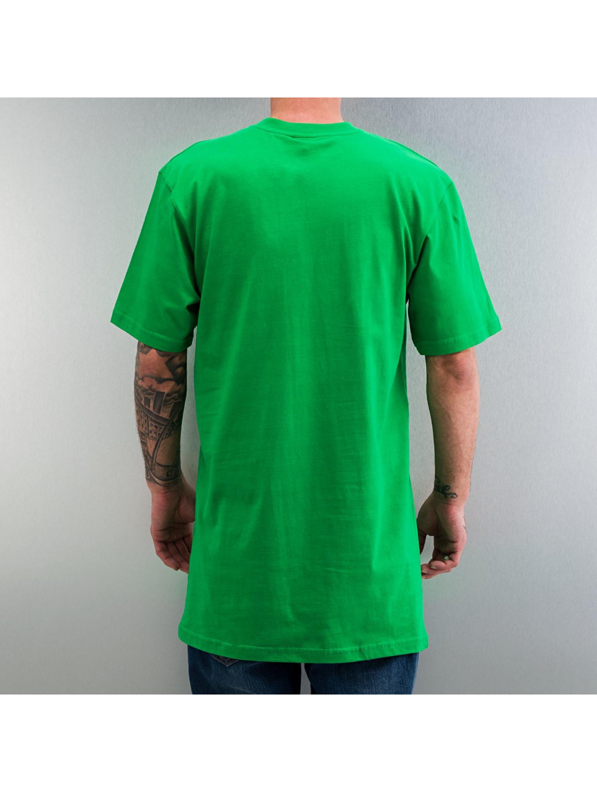Dangerous DNGRS Tall Tees Blank groen