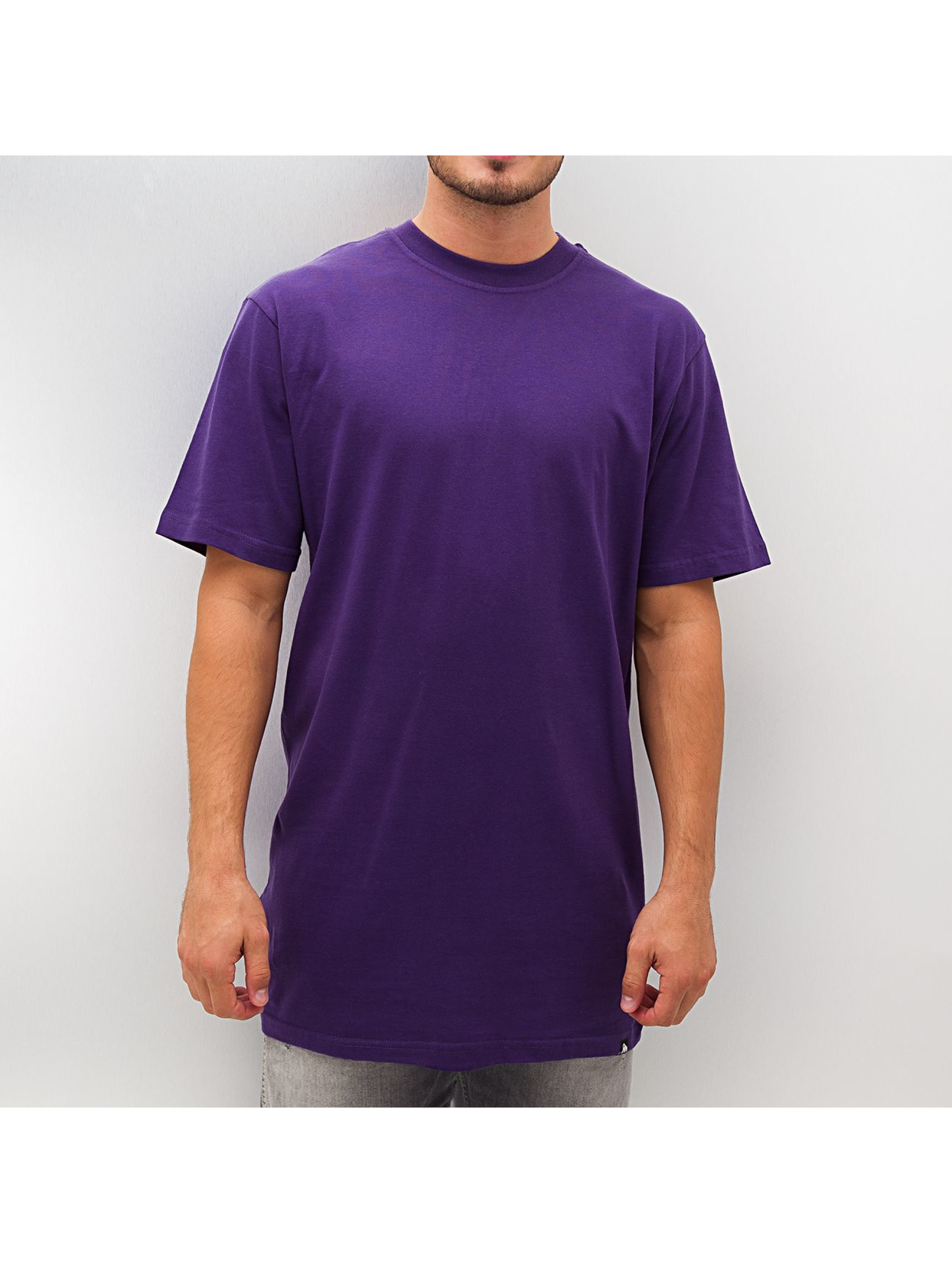 Dangerous DNGRS Tall Tees Blank violet