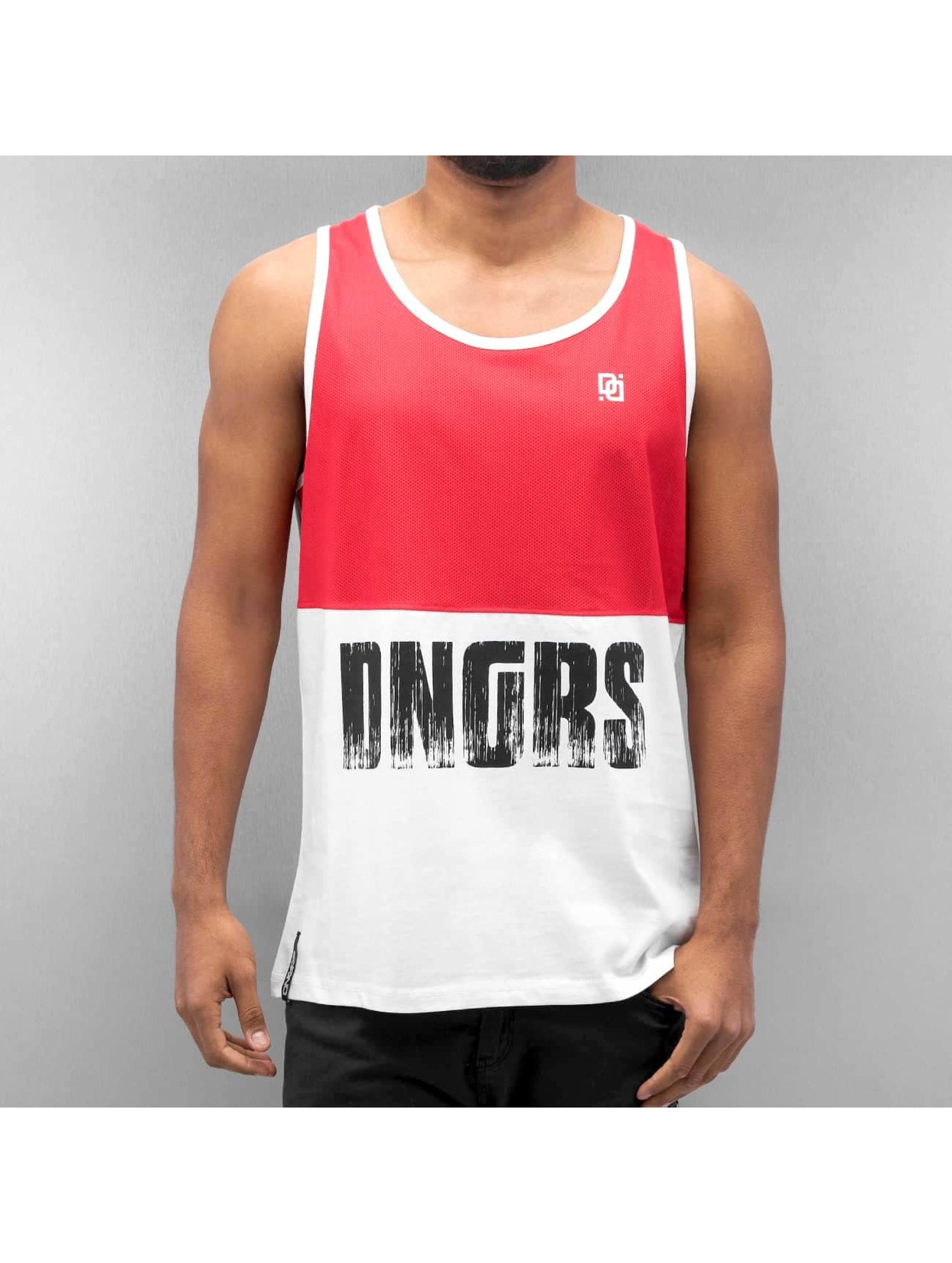 Dangerous DNGRS Tank Tops Zeki белый