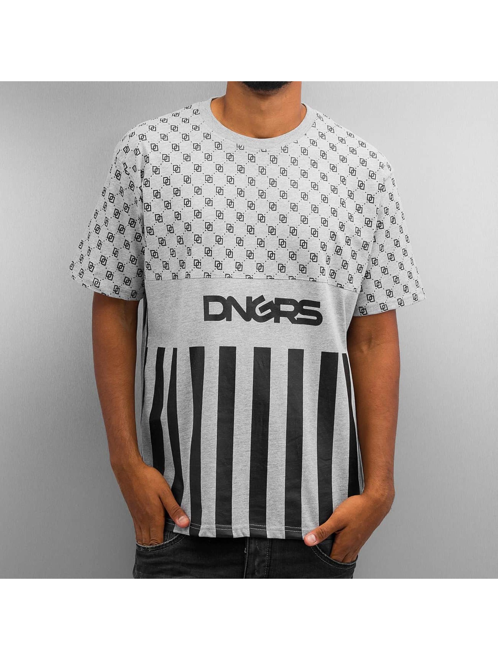 Dangerous DNGRS Tričká Neron šedá