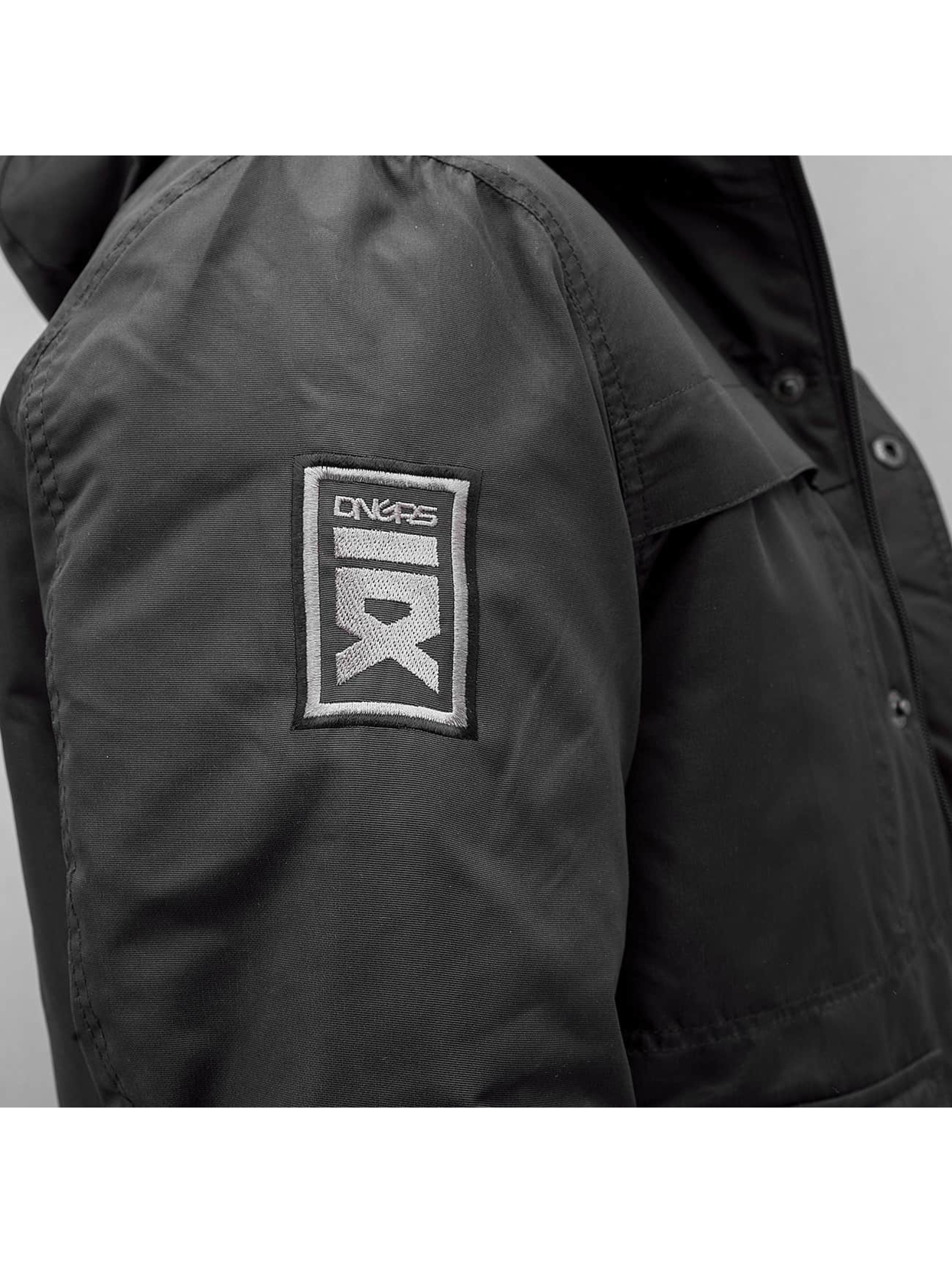 Dangerous DNGRS Winter Jacket Big Logo black