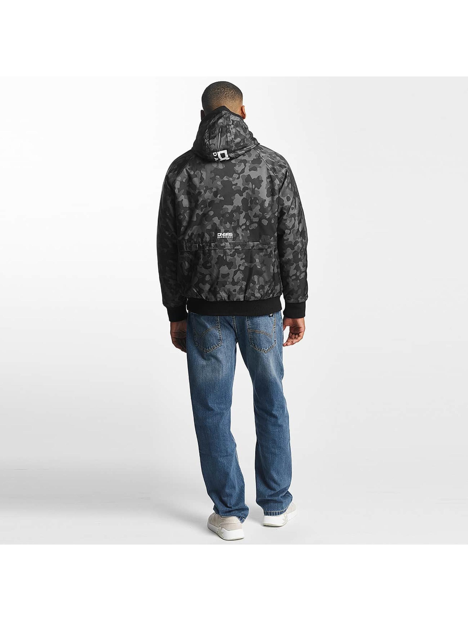 Dangerous DNGRS Winter Jacket Orlando gray