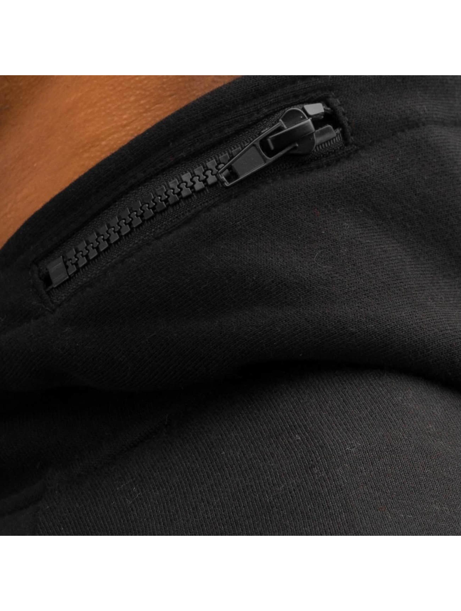Dangerous DNGRS Zip Hoodie Santos black