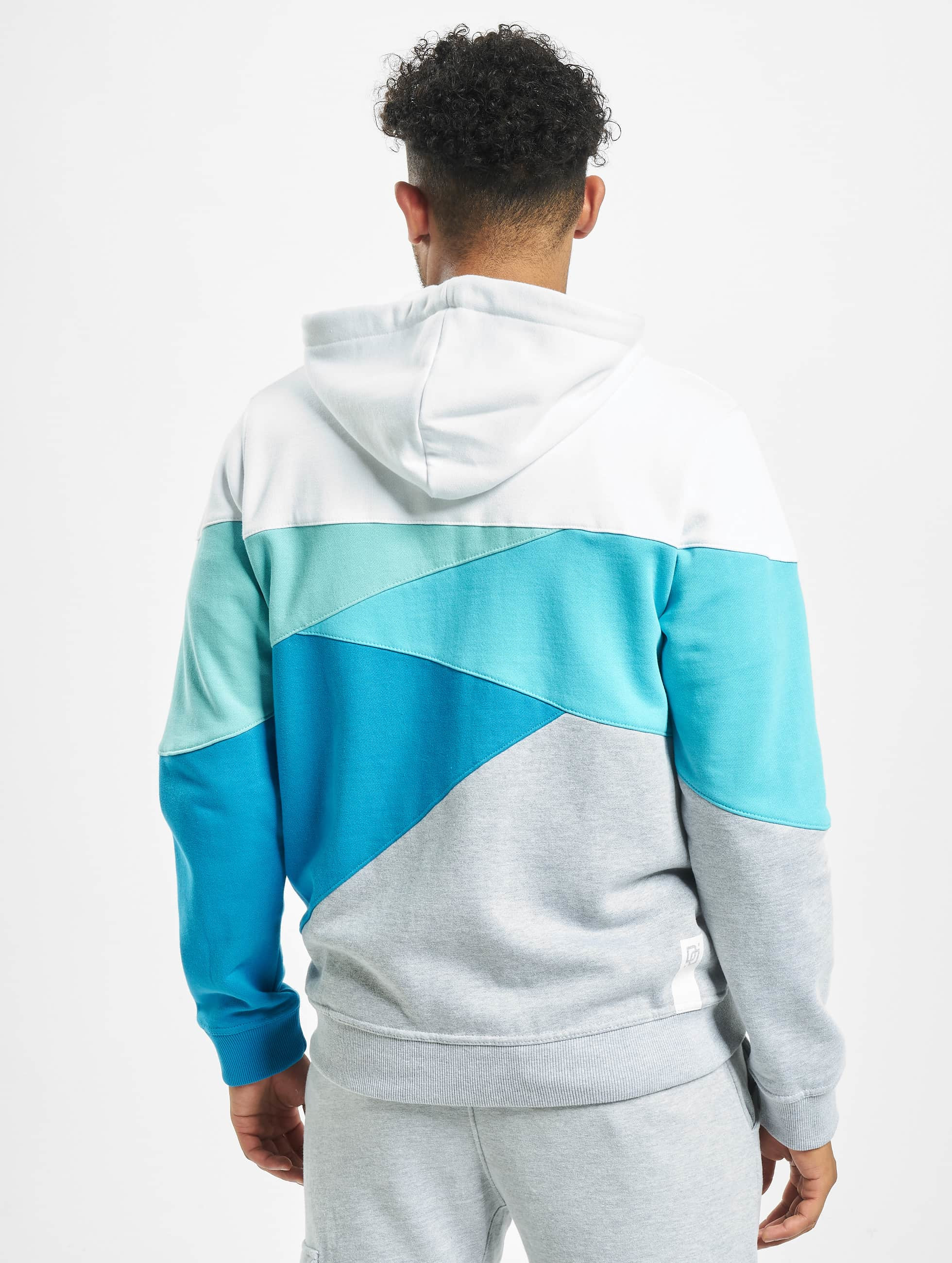 Dangerous DNGRS Zip Hoodie Limited Edition II Race City blau