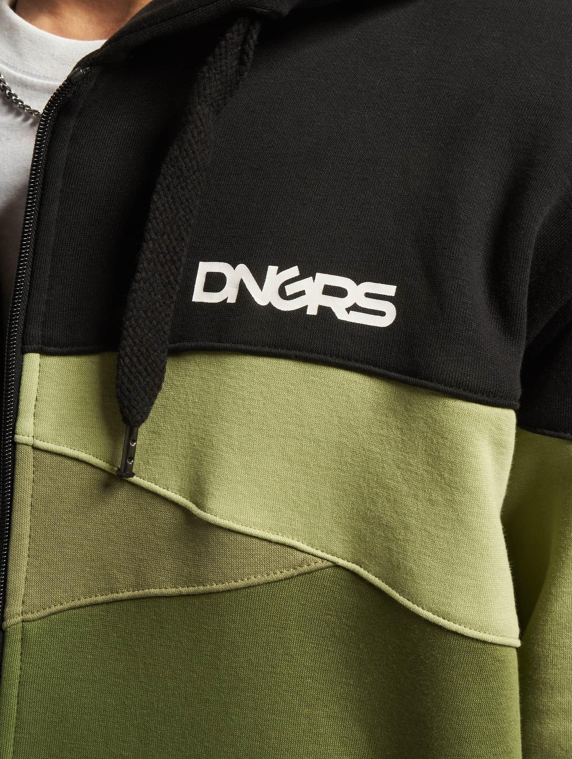 Dangerous DNGRS Zip Hoodie Limited Edition II Race City kamouflage