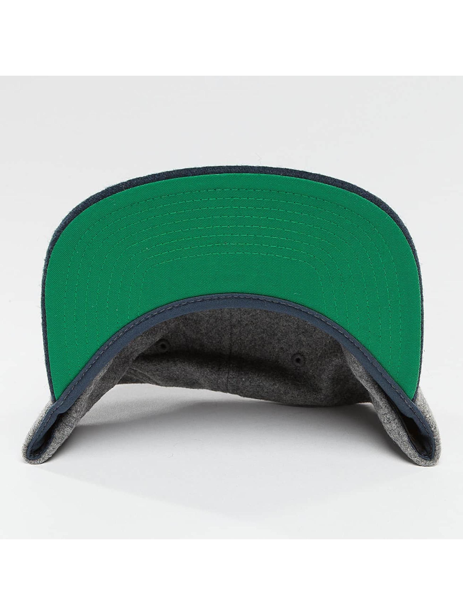 DC Casquette Snapback & Strapback Off Field gris