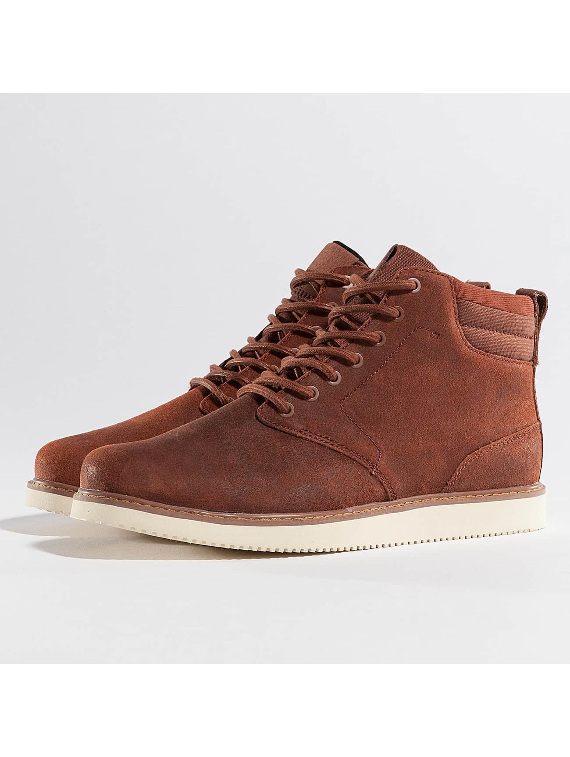 DC Mason brun Chaussures montantes homme