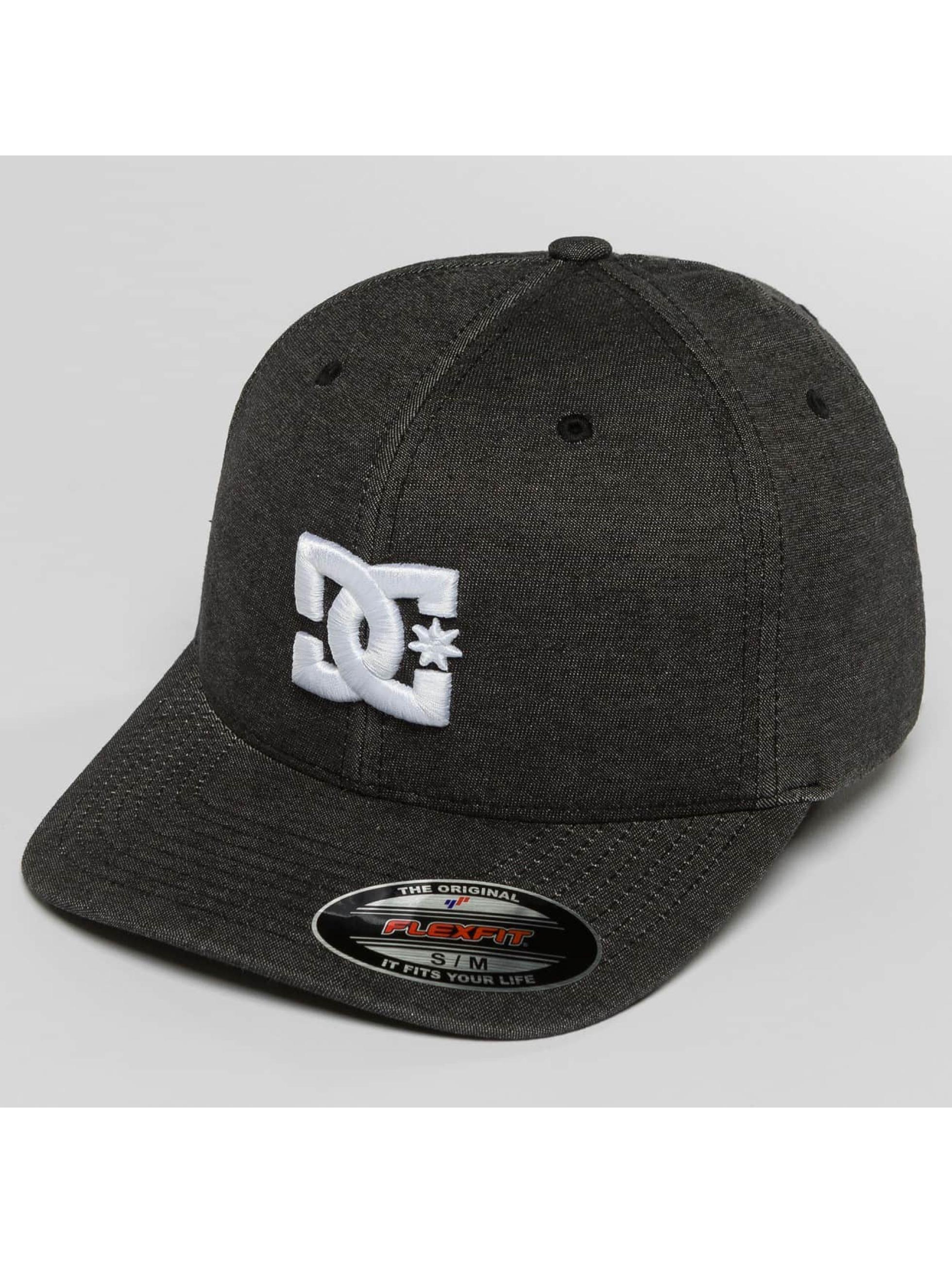 DC Flexfitted Cap Capstar schwarz