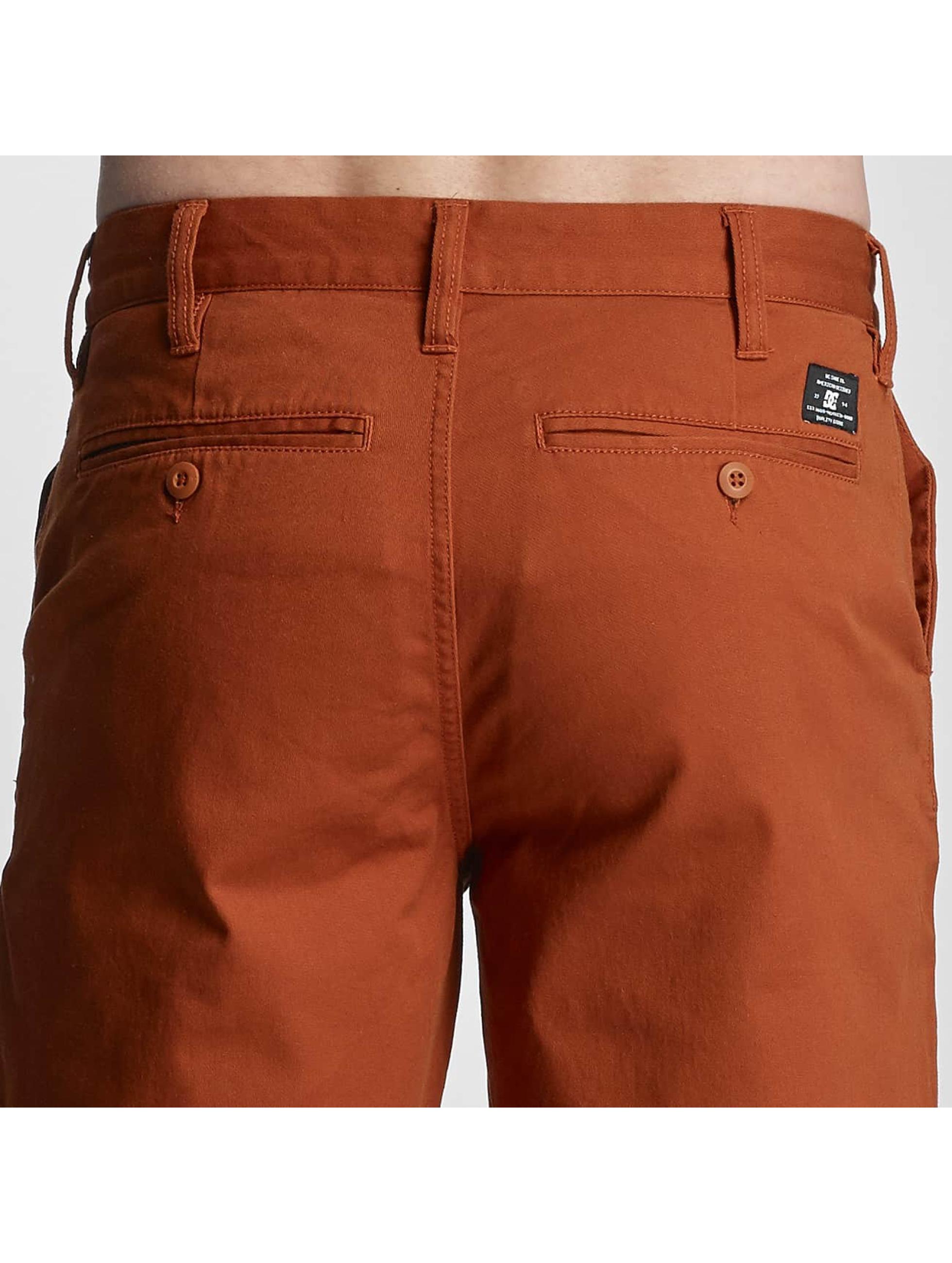 DC Short Worker Straight 20.5 brun
