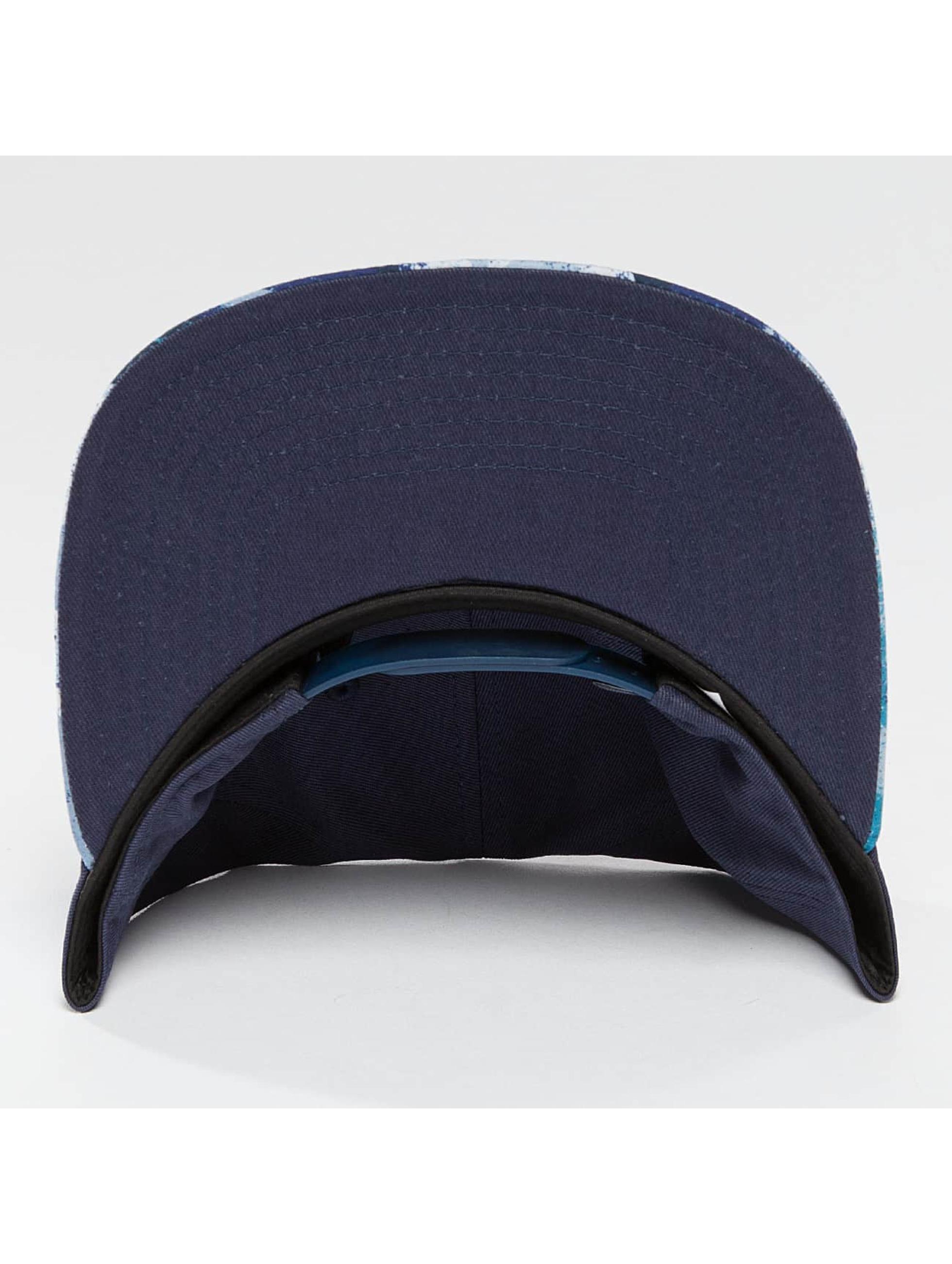 DC snapback cap Geosense blauw