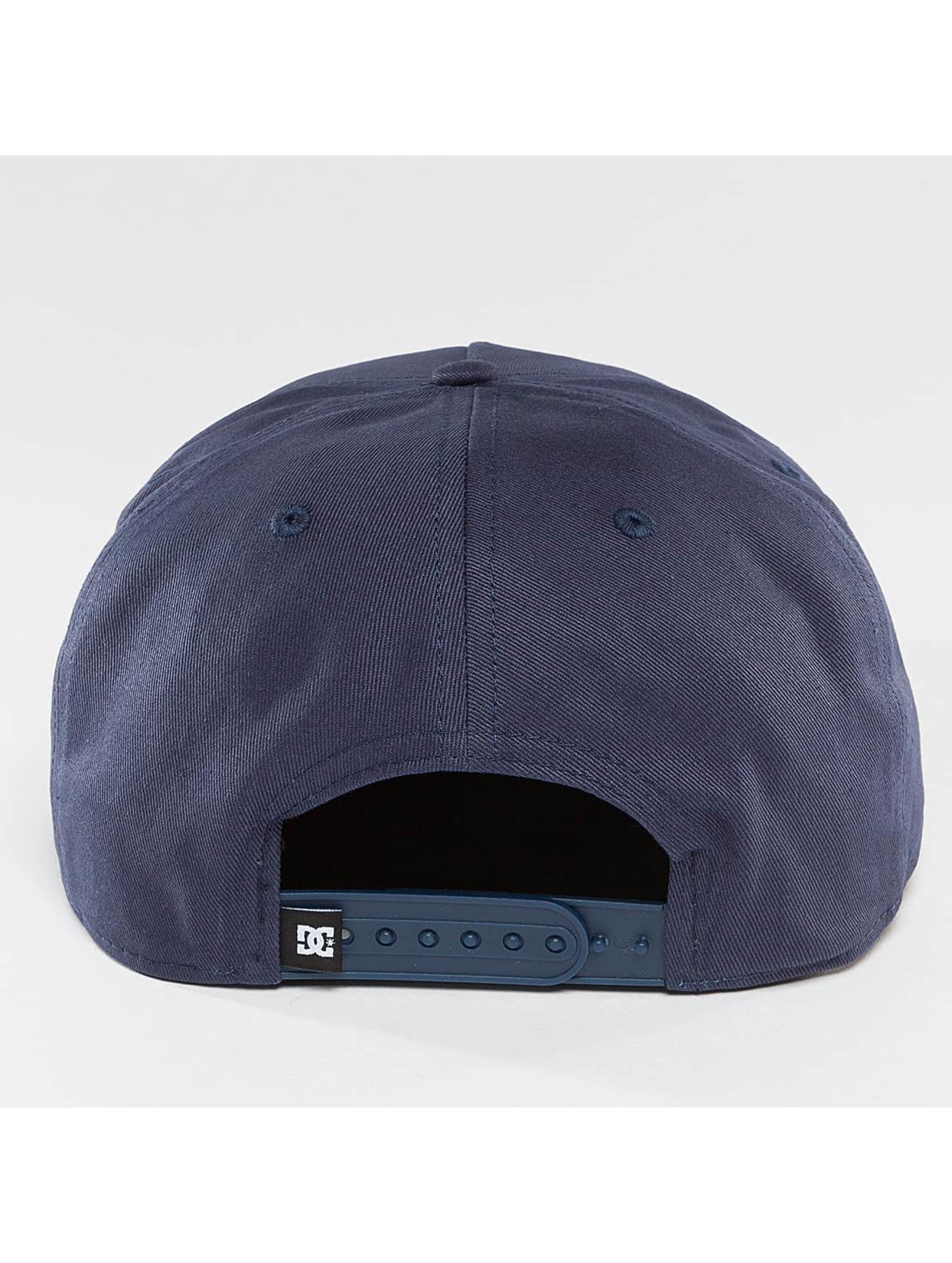 DC Snapback Caps Geosense blå