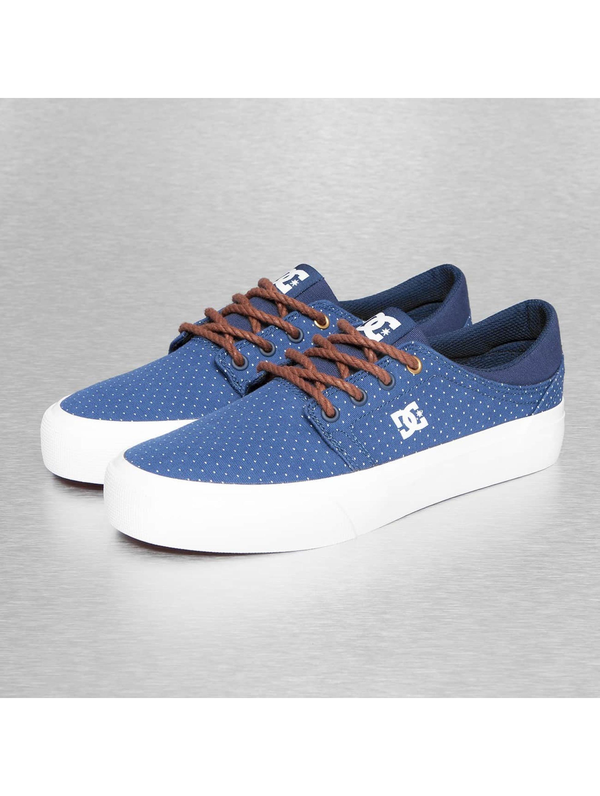 DC sneaker Trase TX SE blauw