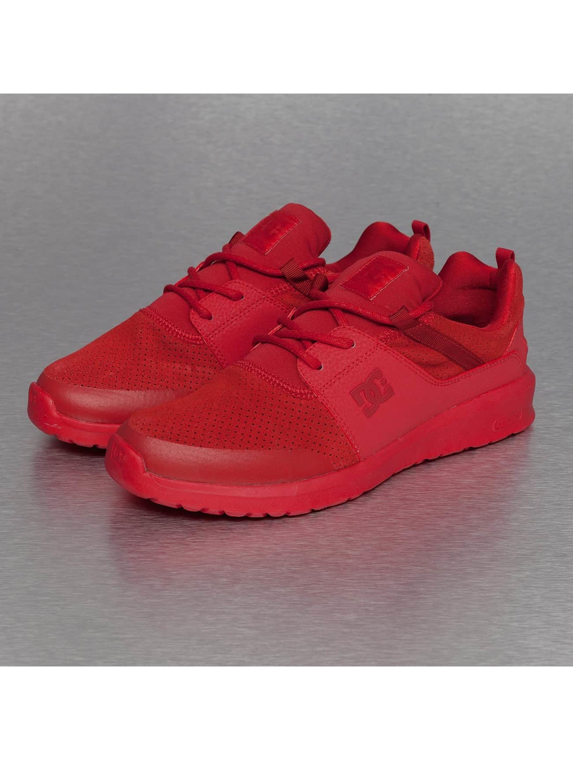 DC Sneaker Heathrow Prestige rot