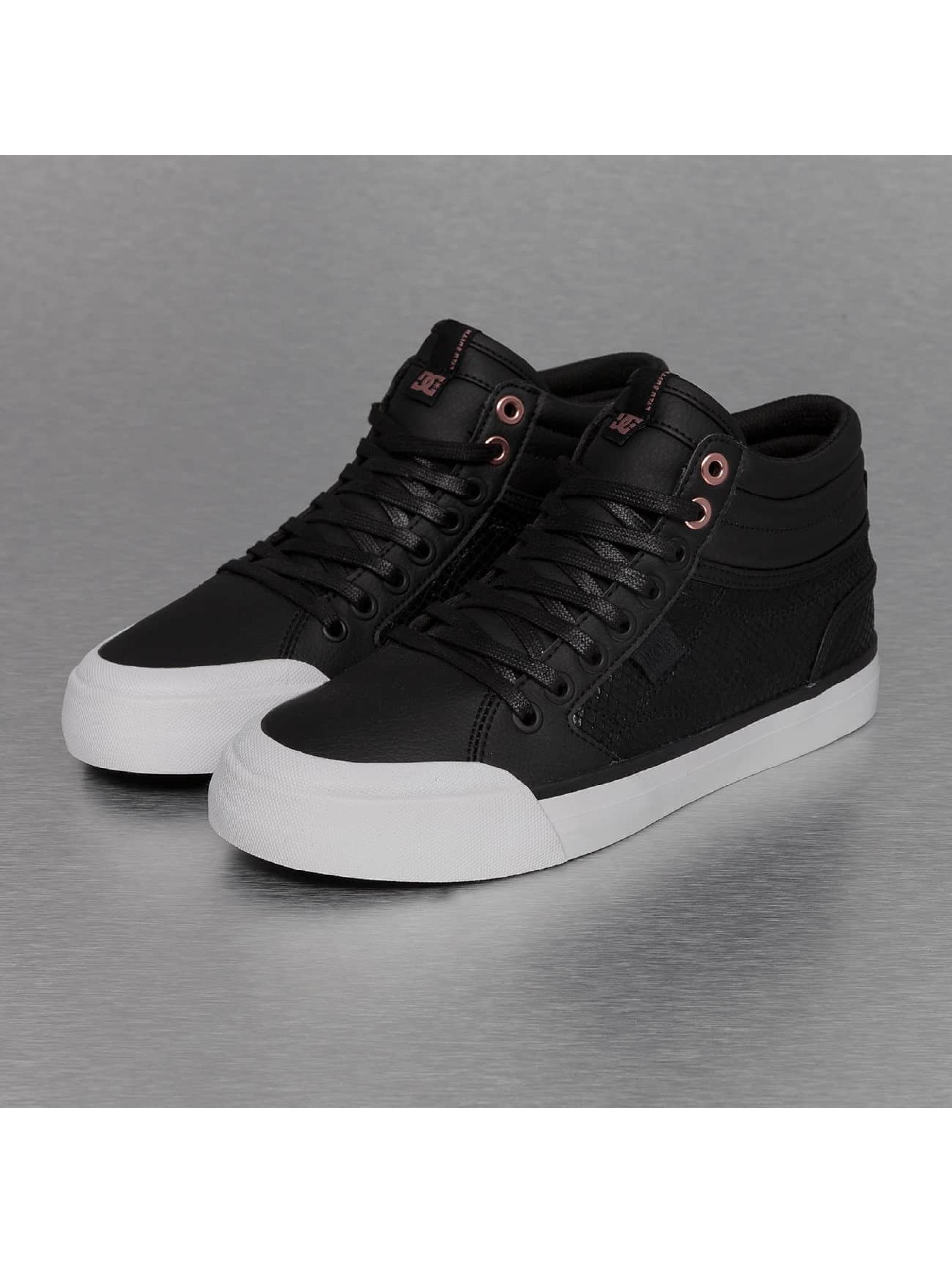 DC Sneaker Evan High schwarz