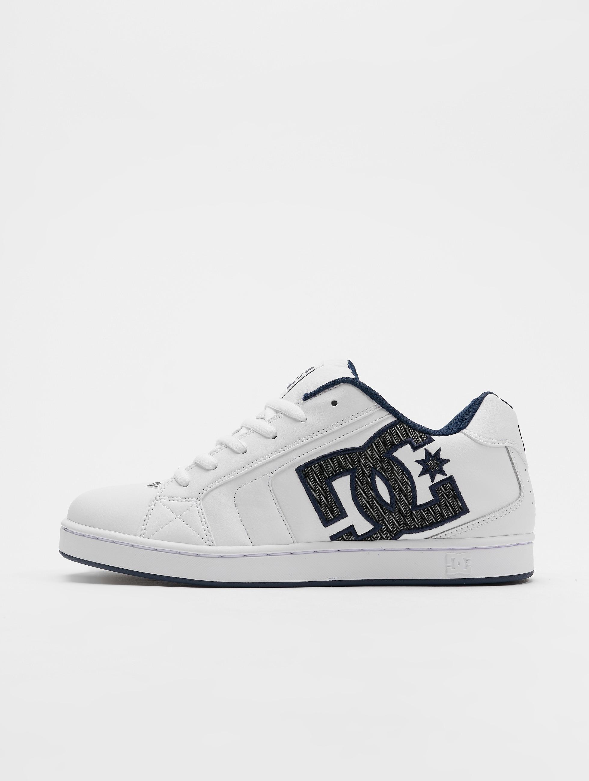 6c416d390e5 DC schoen / sneaker Net in wit 597105