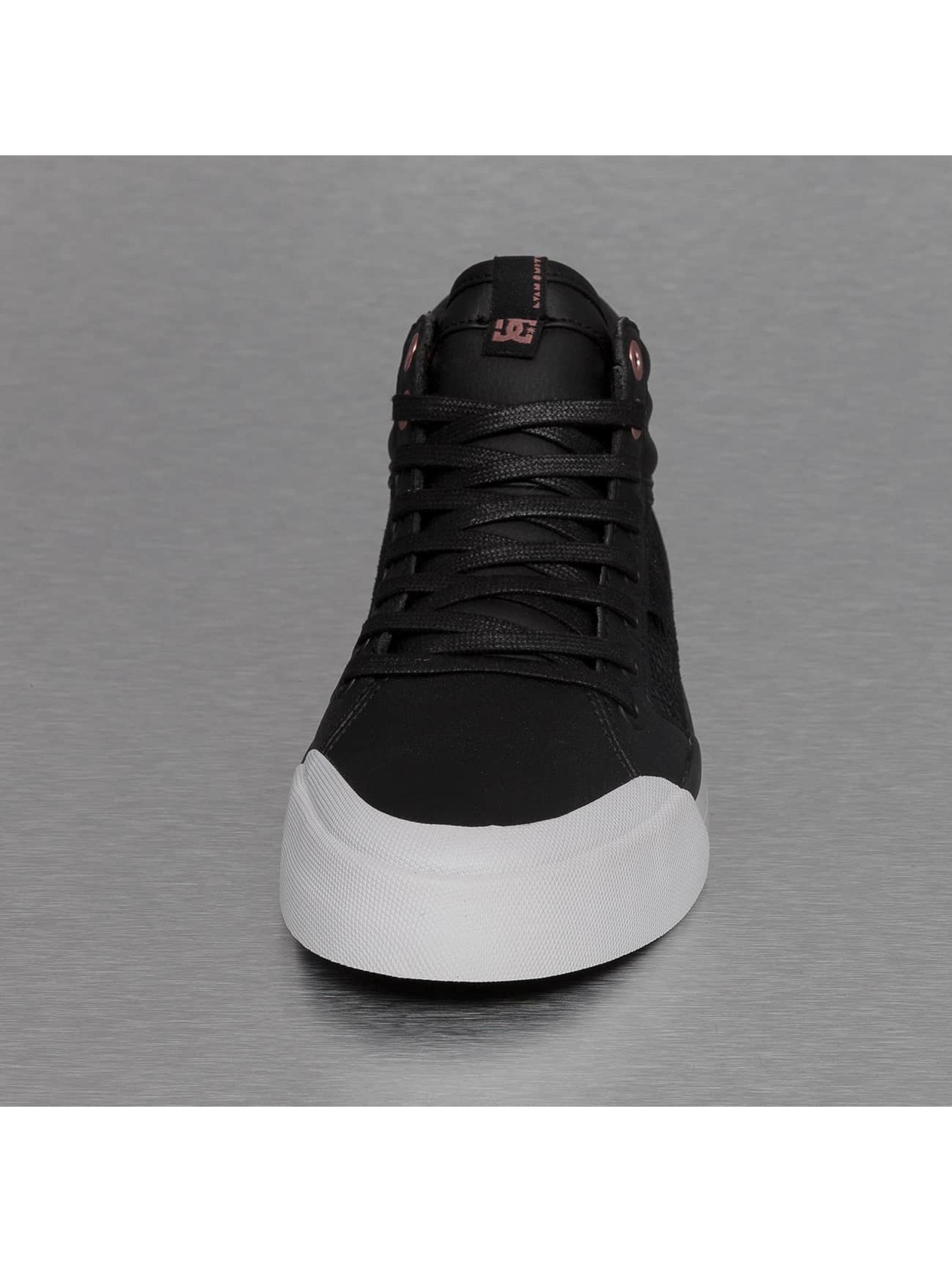 DC sneaker Evan High zwart