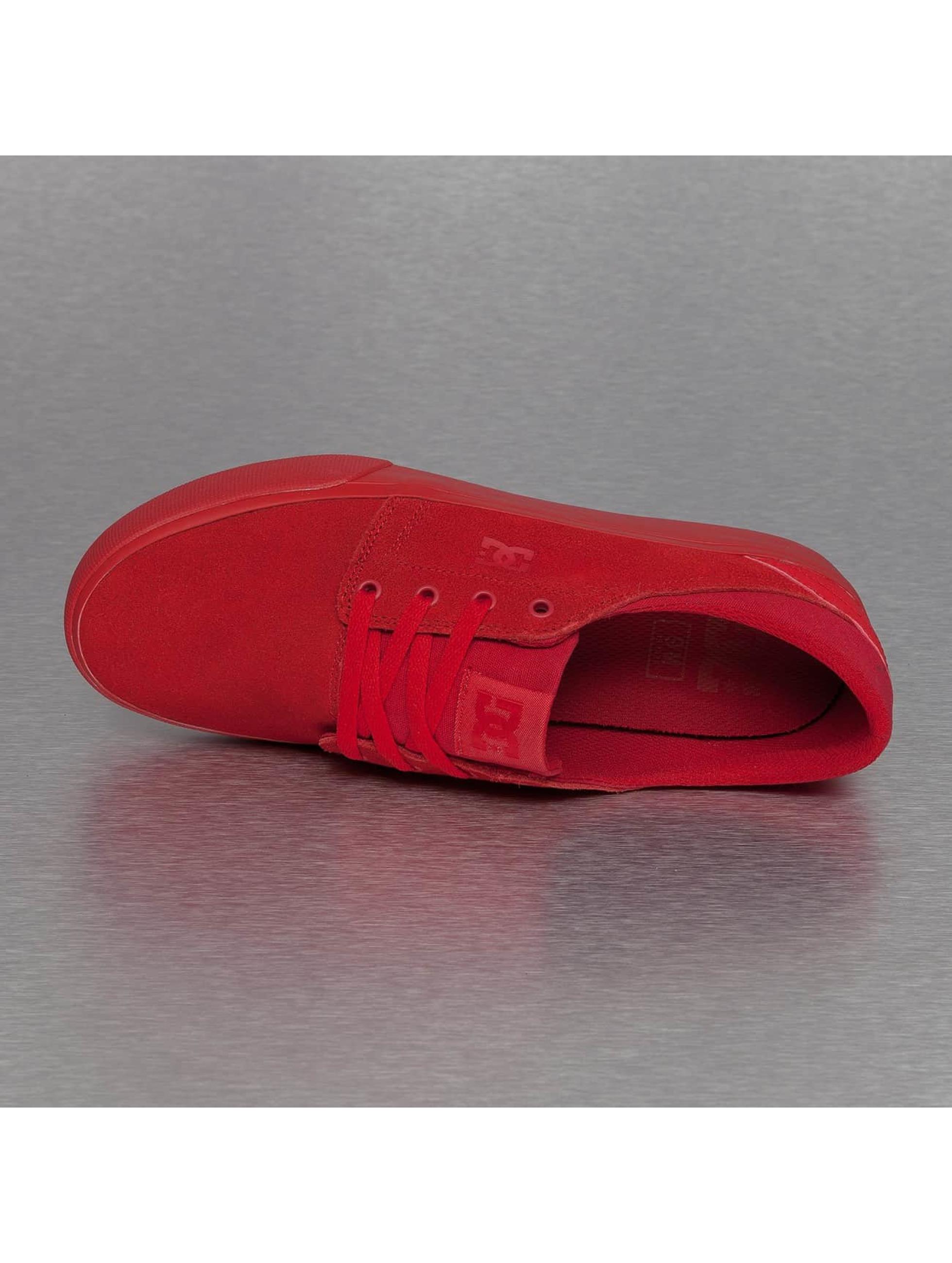 DC Sneakers Trase SD èervená