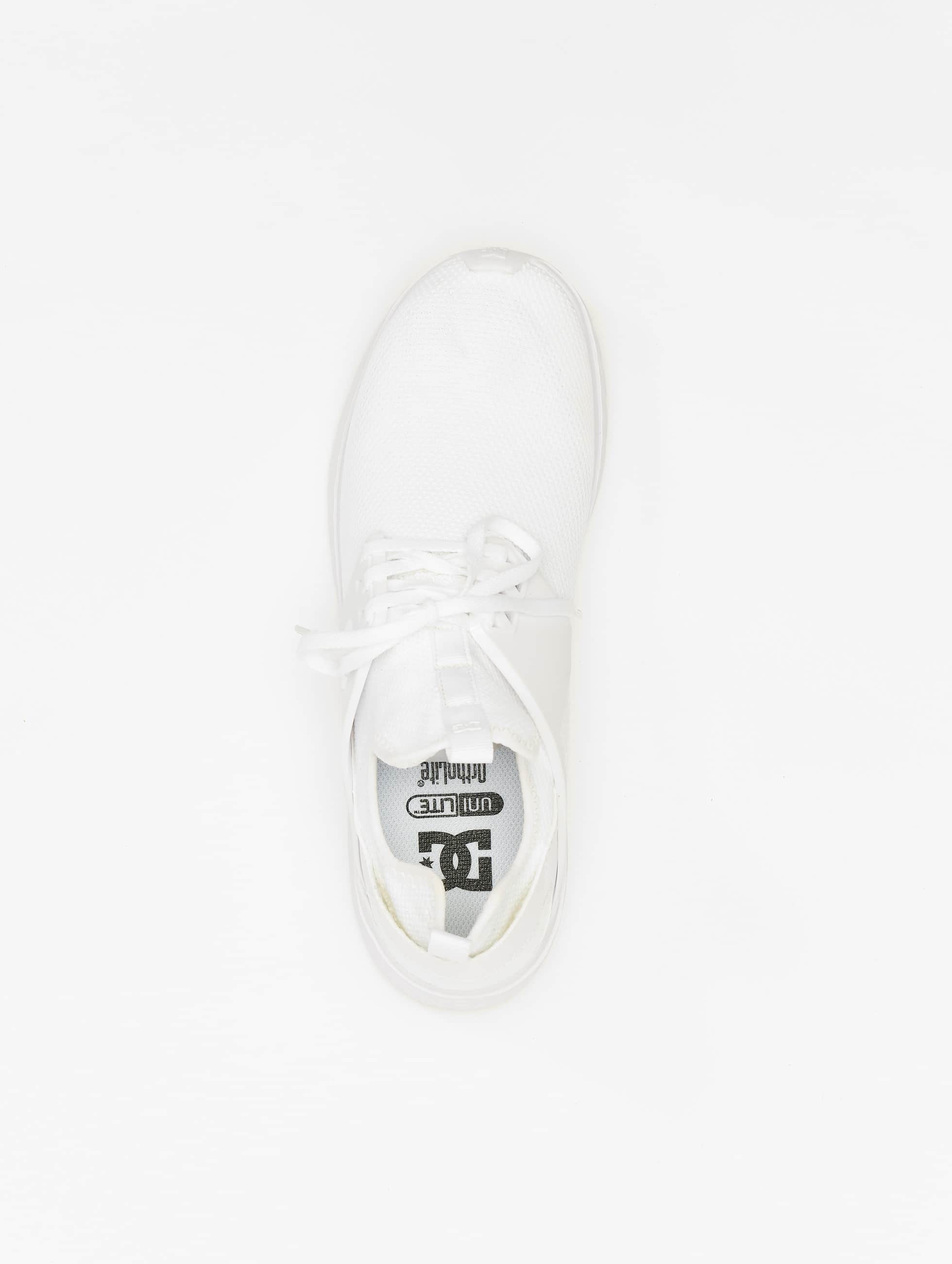 DC Sneakers Heathrow Prestige biela