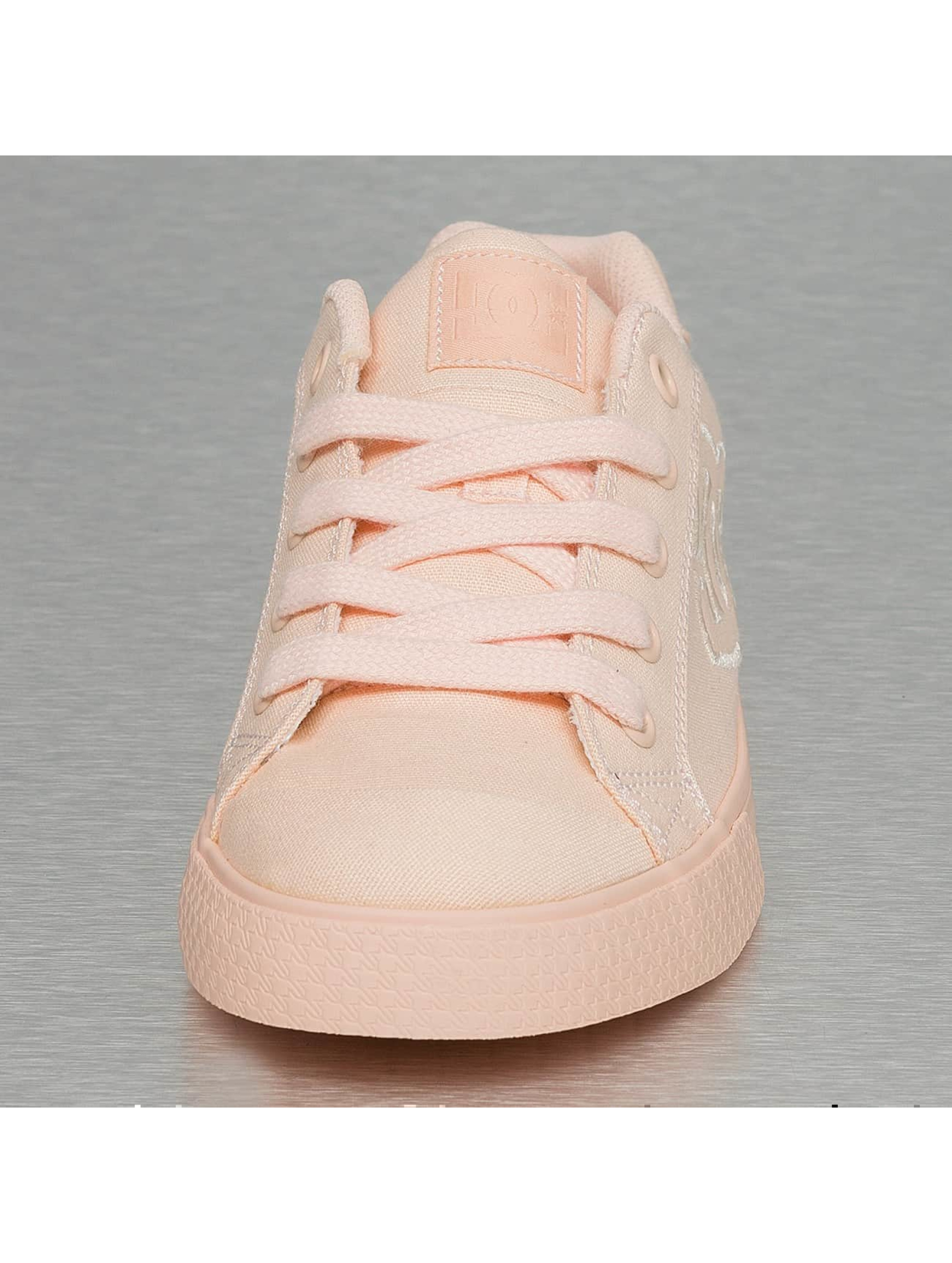 DC Sneakers Chelsea TX oranžová