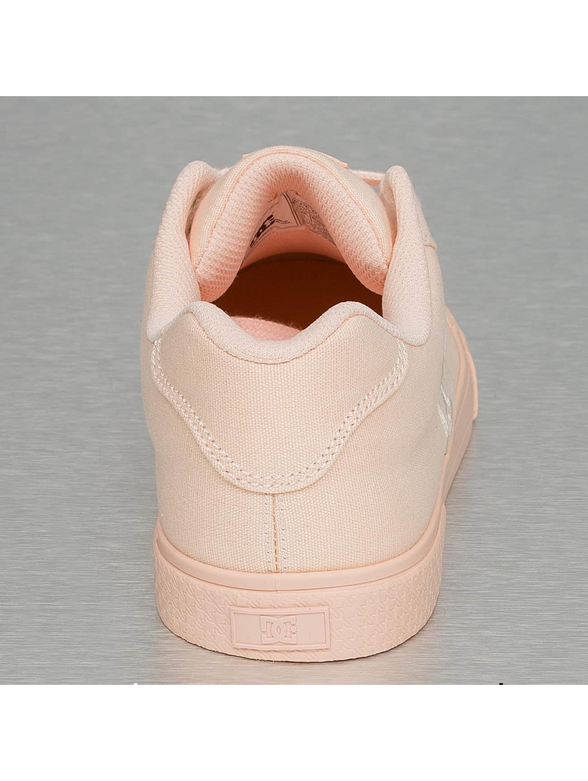 DC Sneakers Chelsea TX orange