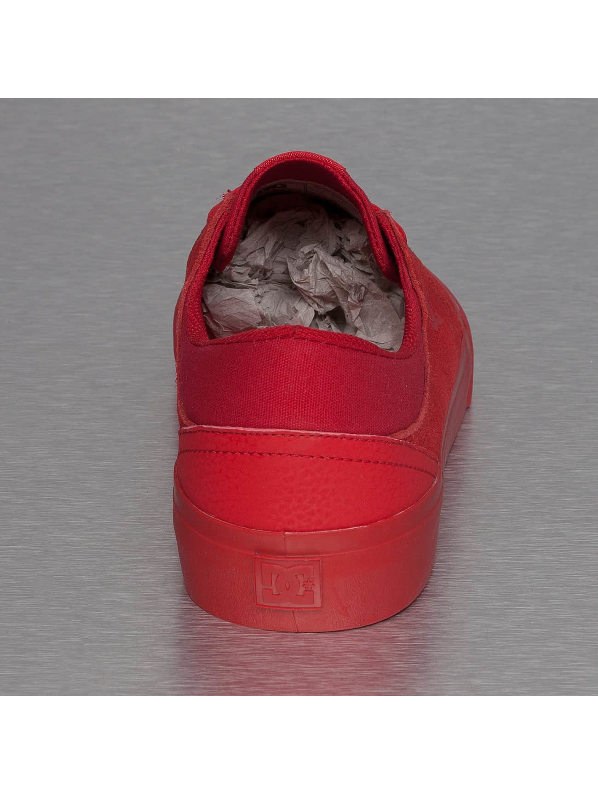 DC Sneakers Trase SD red