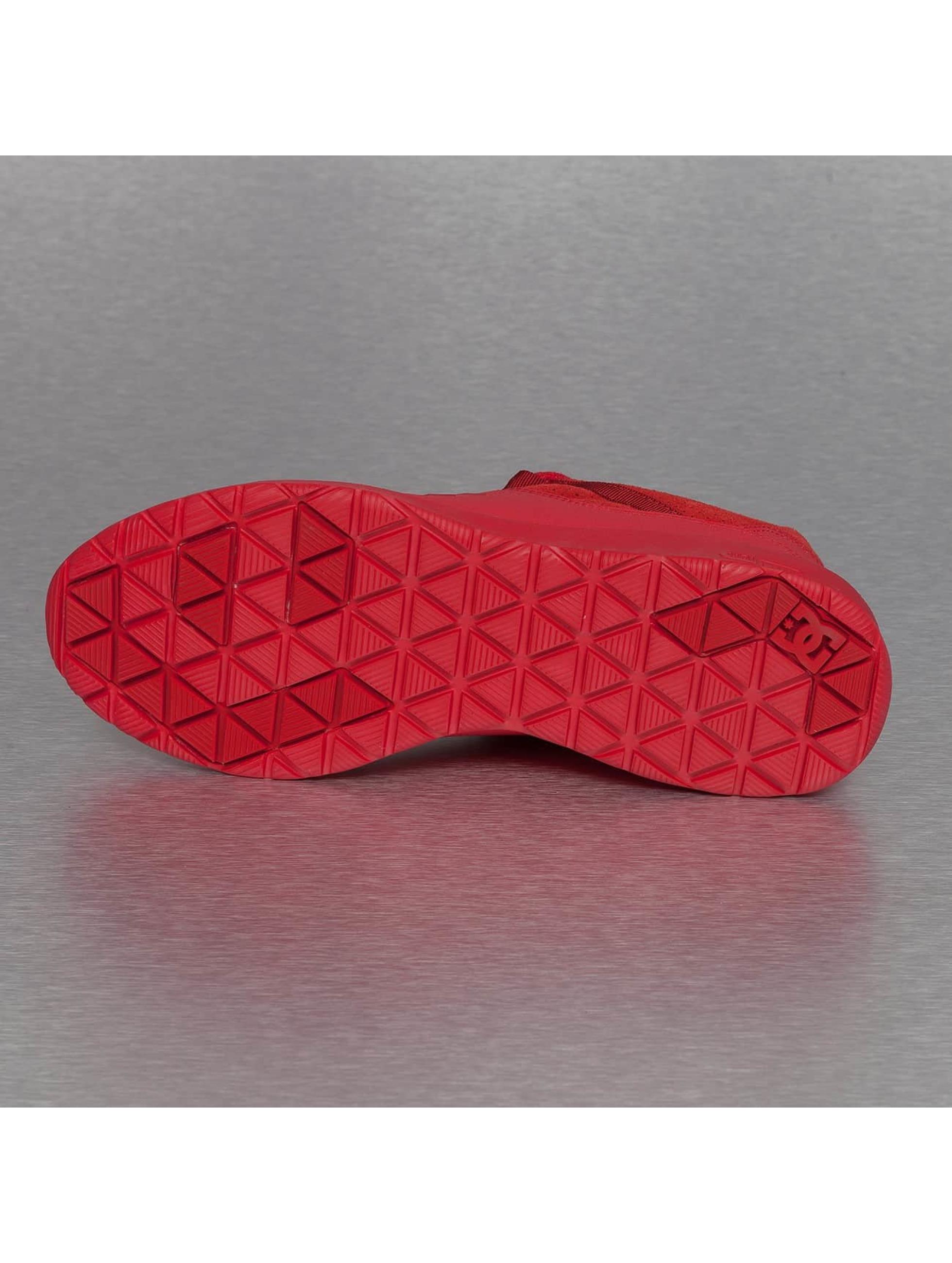 DC Sneakers Heathrow Prestige red