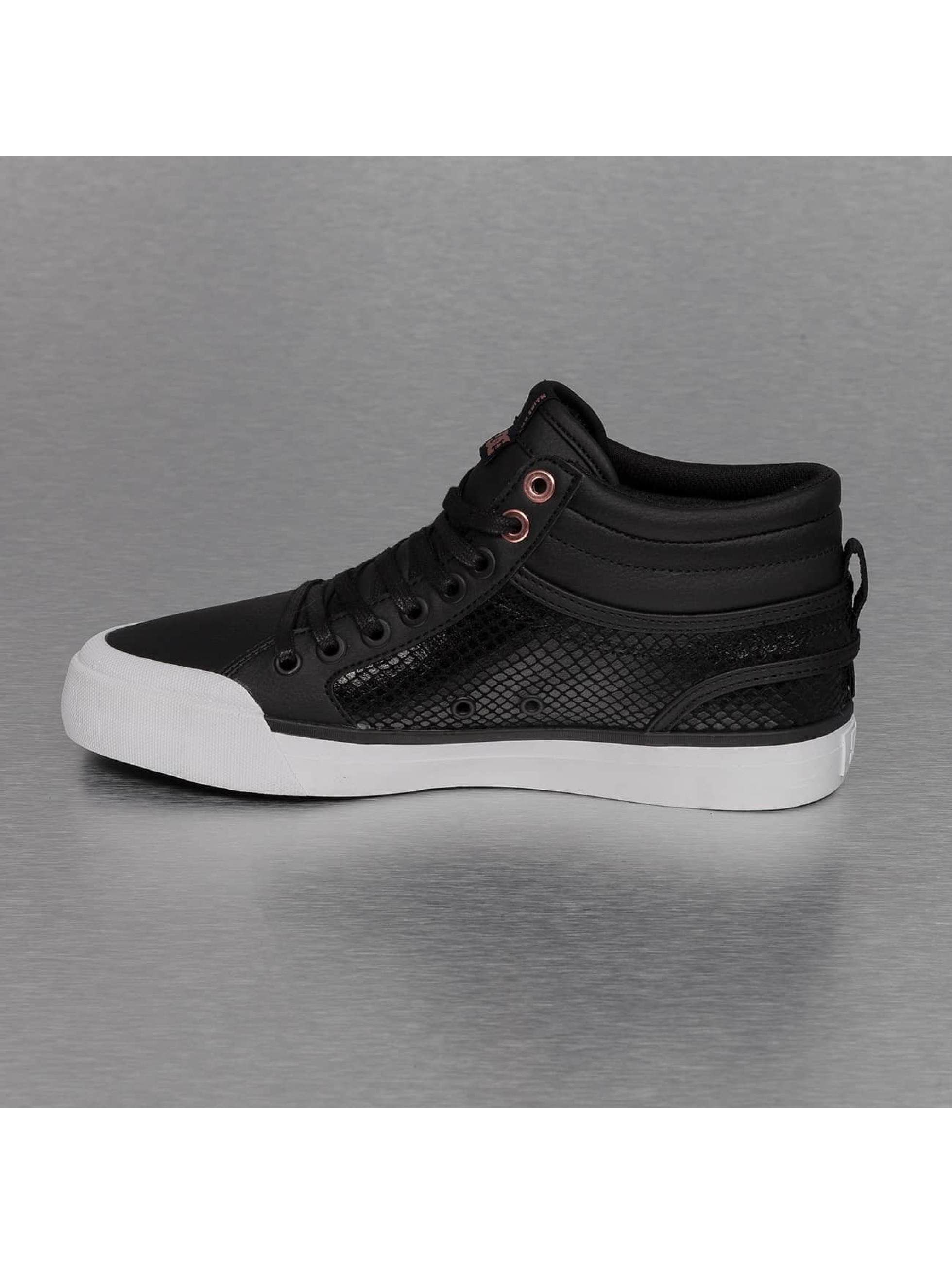 DC Sneakers Evan High svart