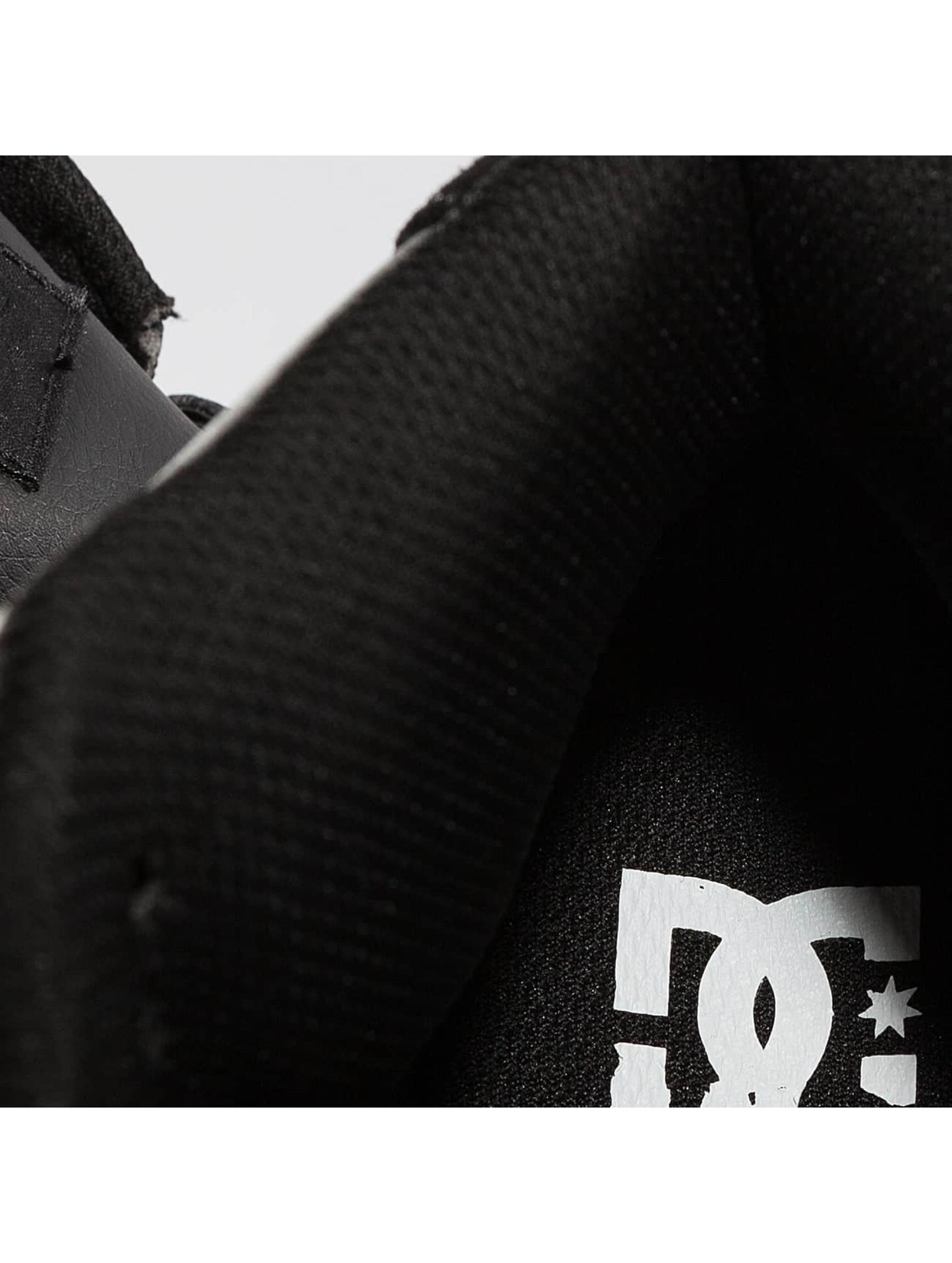 DC Tøysko Rebound High SE svart