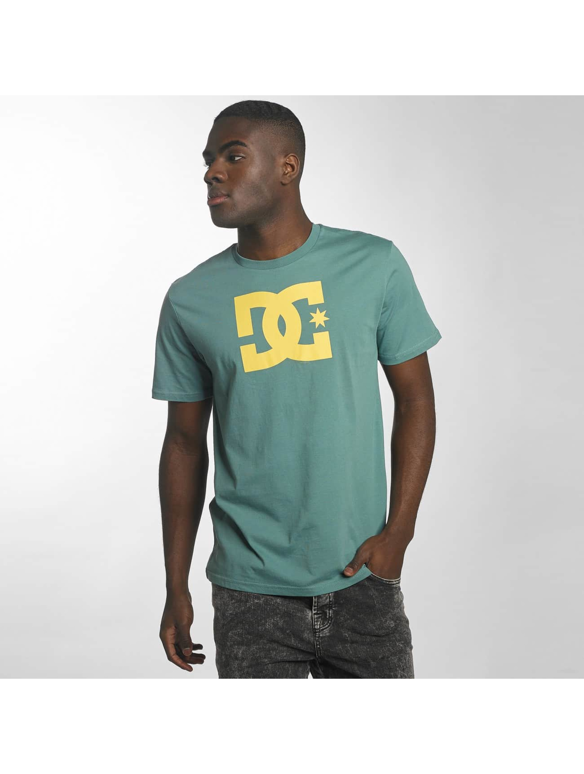 DC T-Shirt Star grün