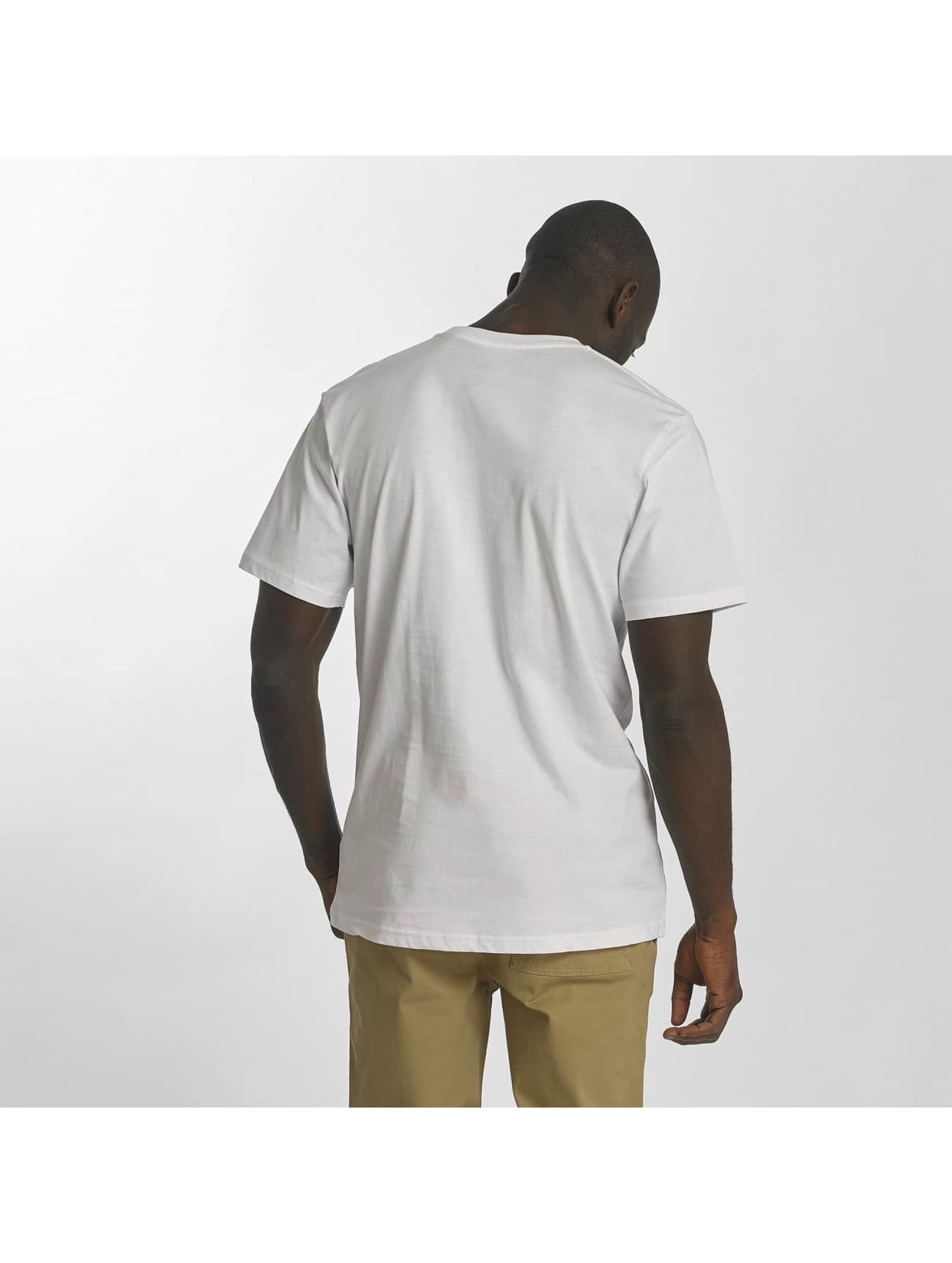 DC T-Shirt City To State weiß