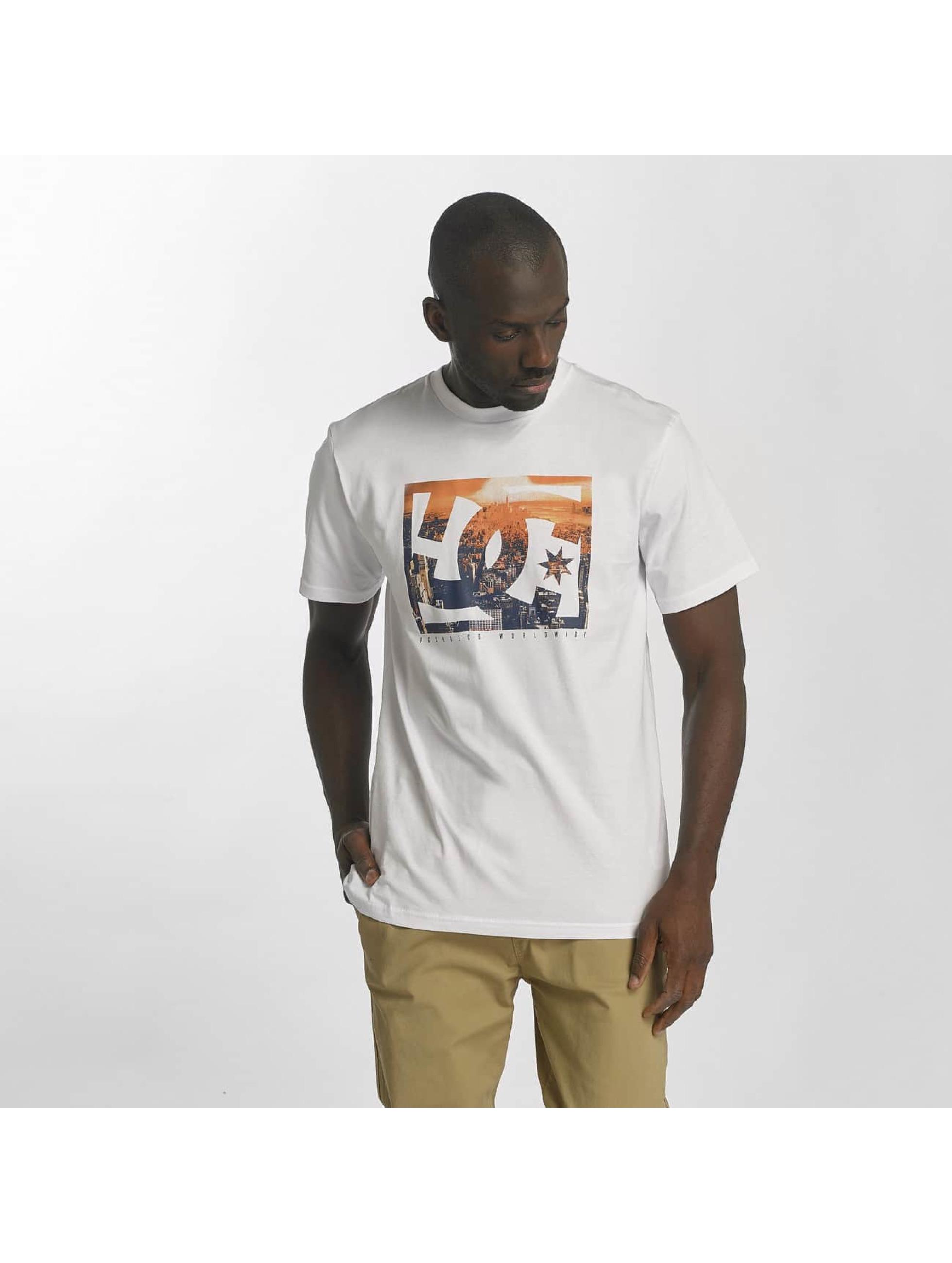 DC T-Shirt Empire Henge weiß