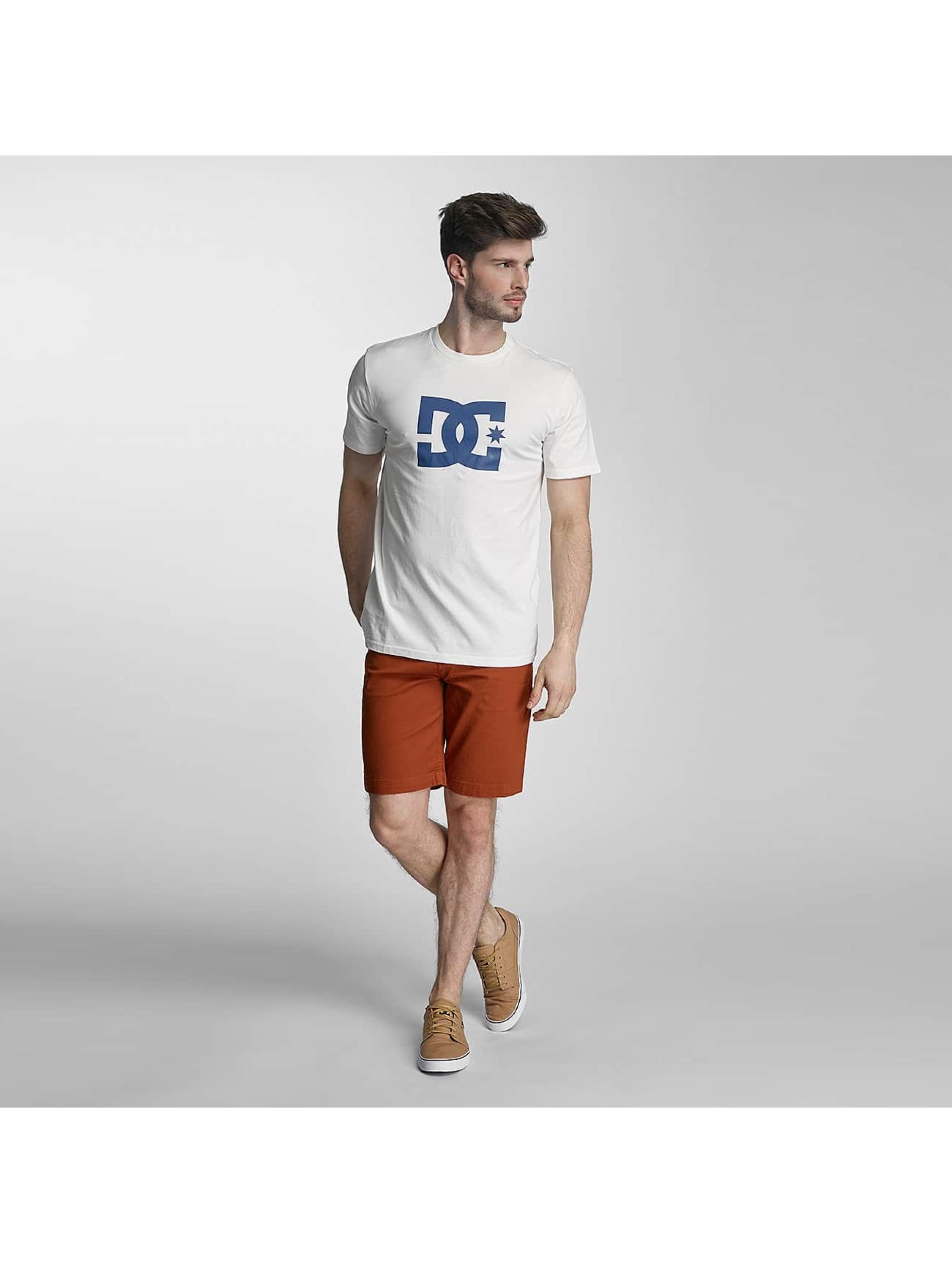 DC T-shirts Star hvid