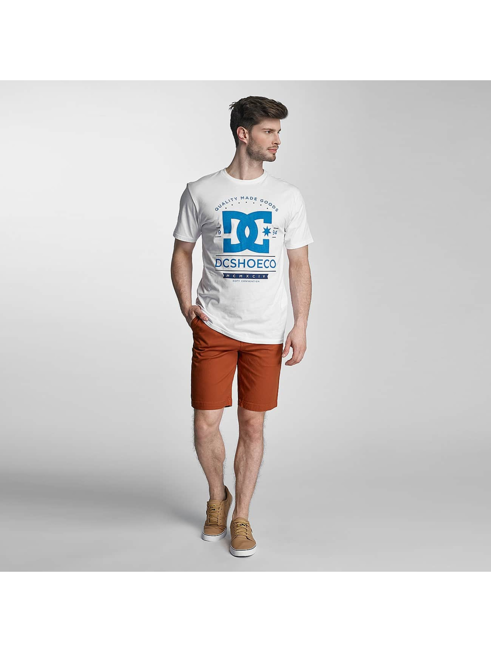 DC T-shirts Glorious Past hvid